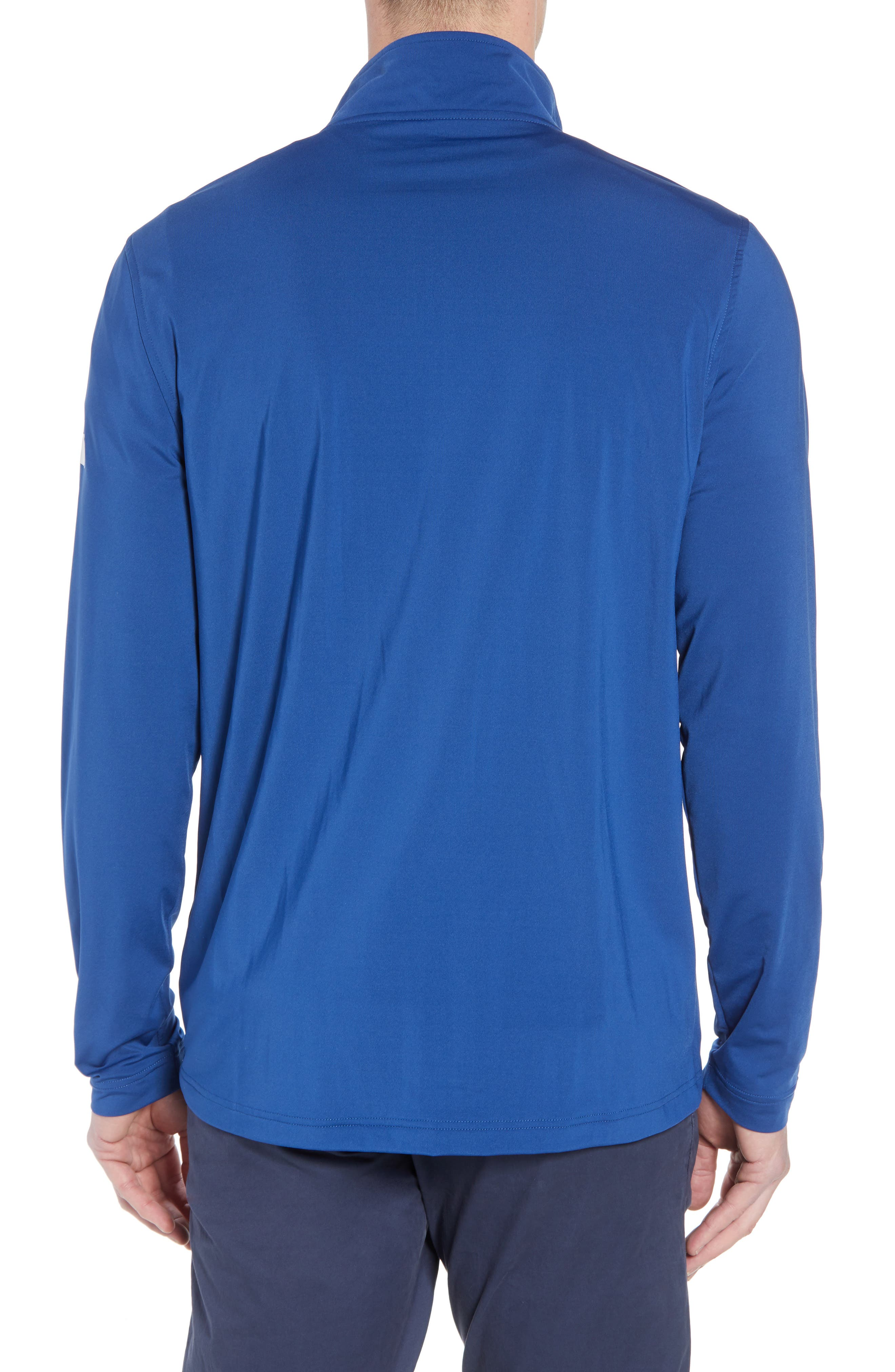 USA Performance Quarter-Zip Pullover,                             Alternate thumbnail 2, color,                             400