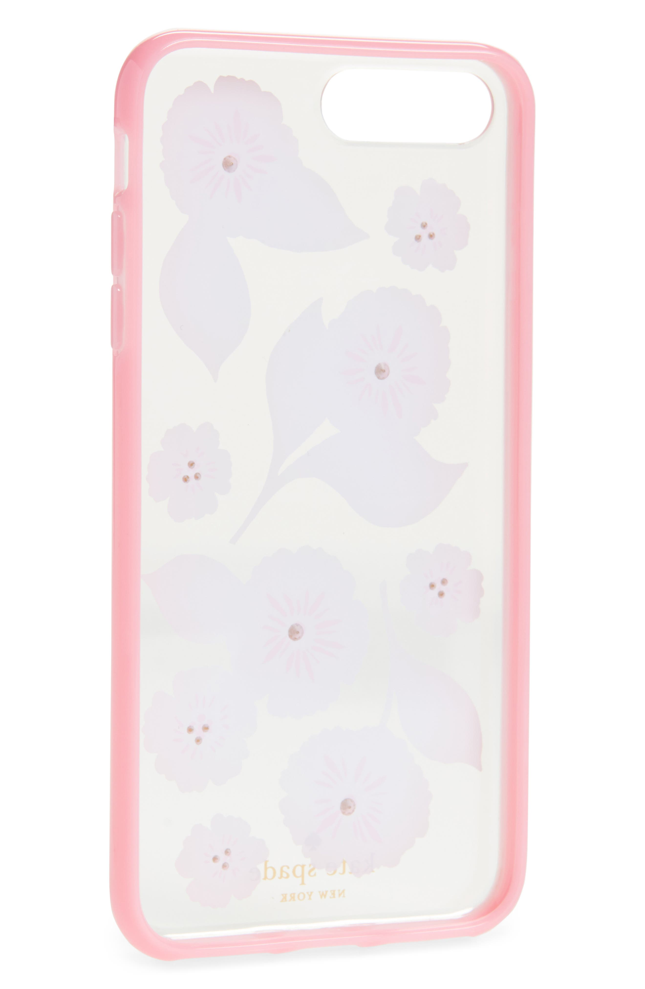 crystal embellished iPhone 6/6s/7/8 & 6/6s/7/8 Plus case,                             Alternate thumbnail 4, color,