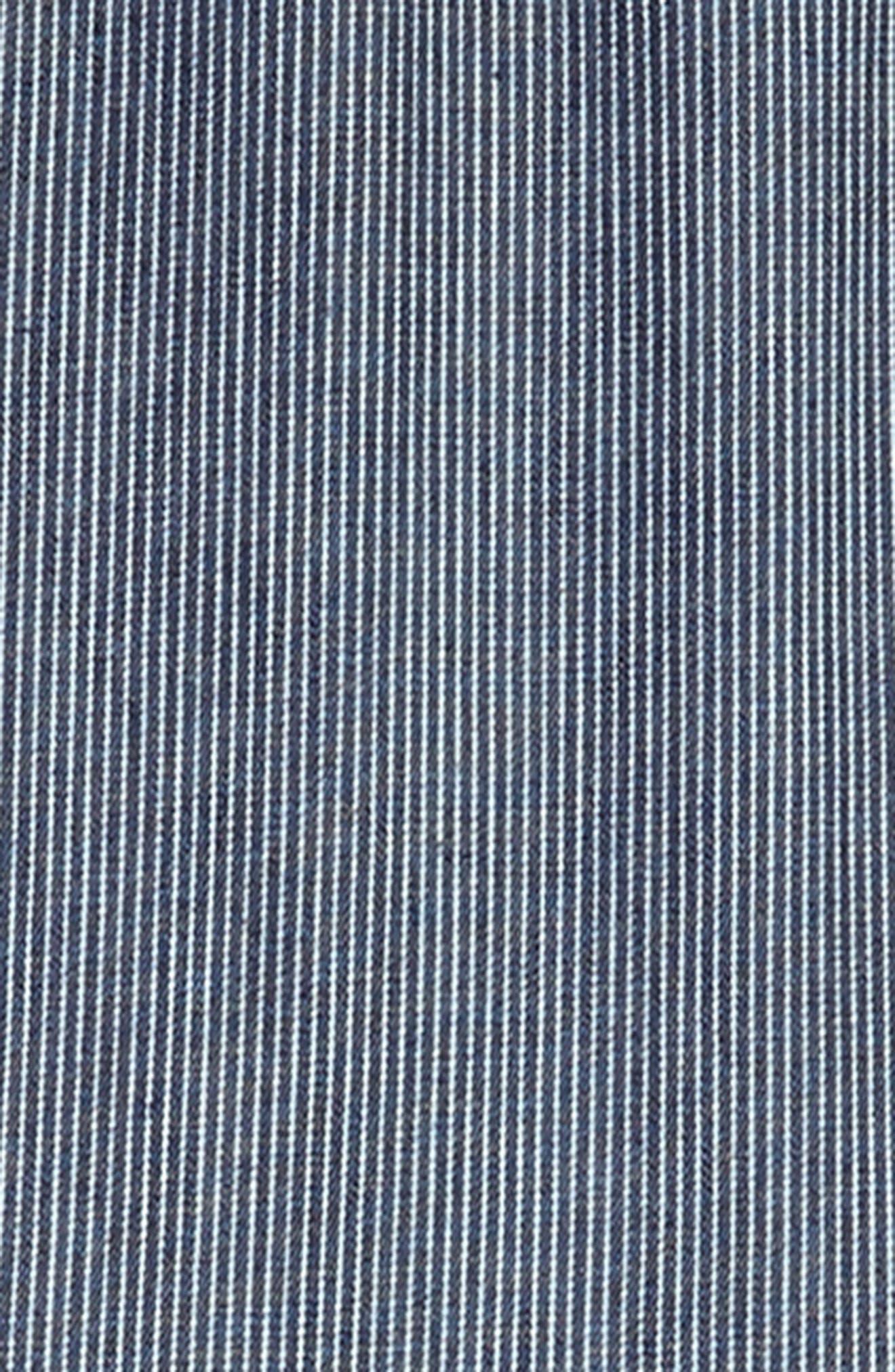 Ruffle Shoulder Dress,                             Alternate thumbnail 3, color,                             410