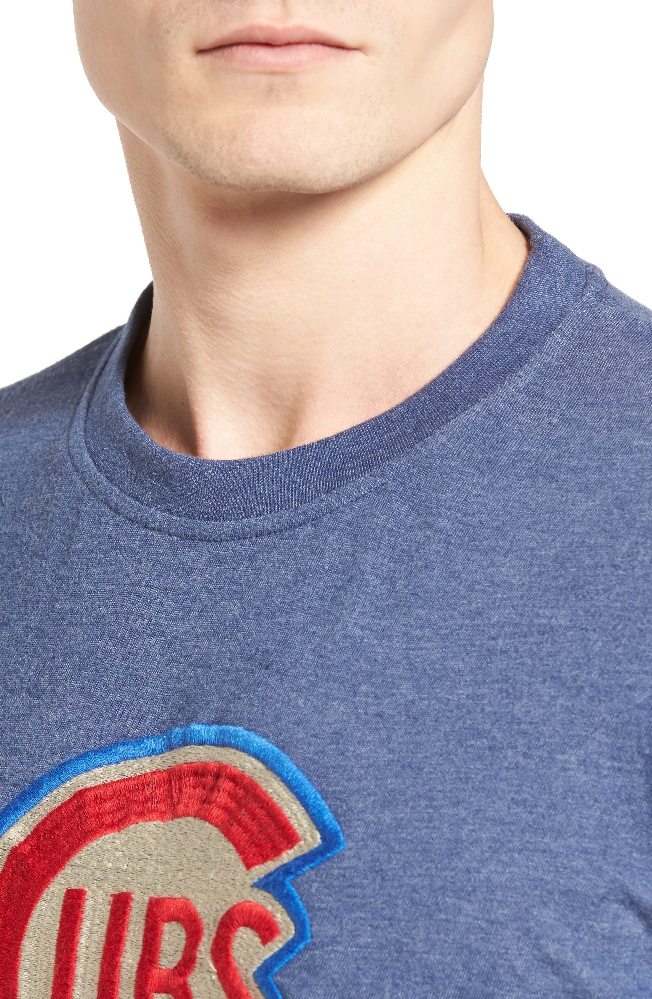 Hillwood Chicago Cubs T-Shirt,                             Alternate thumbnail 4, color,                             422
