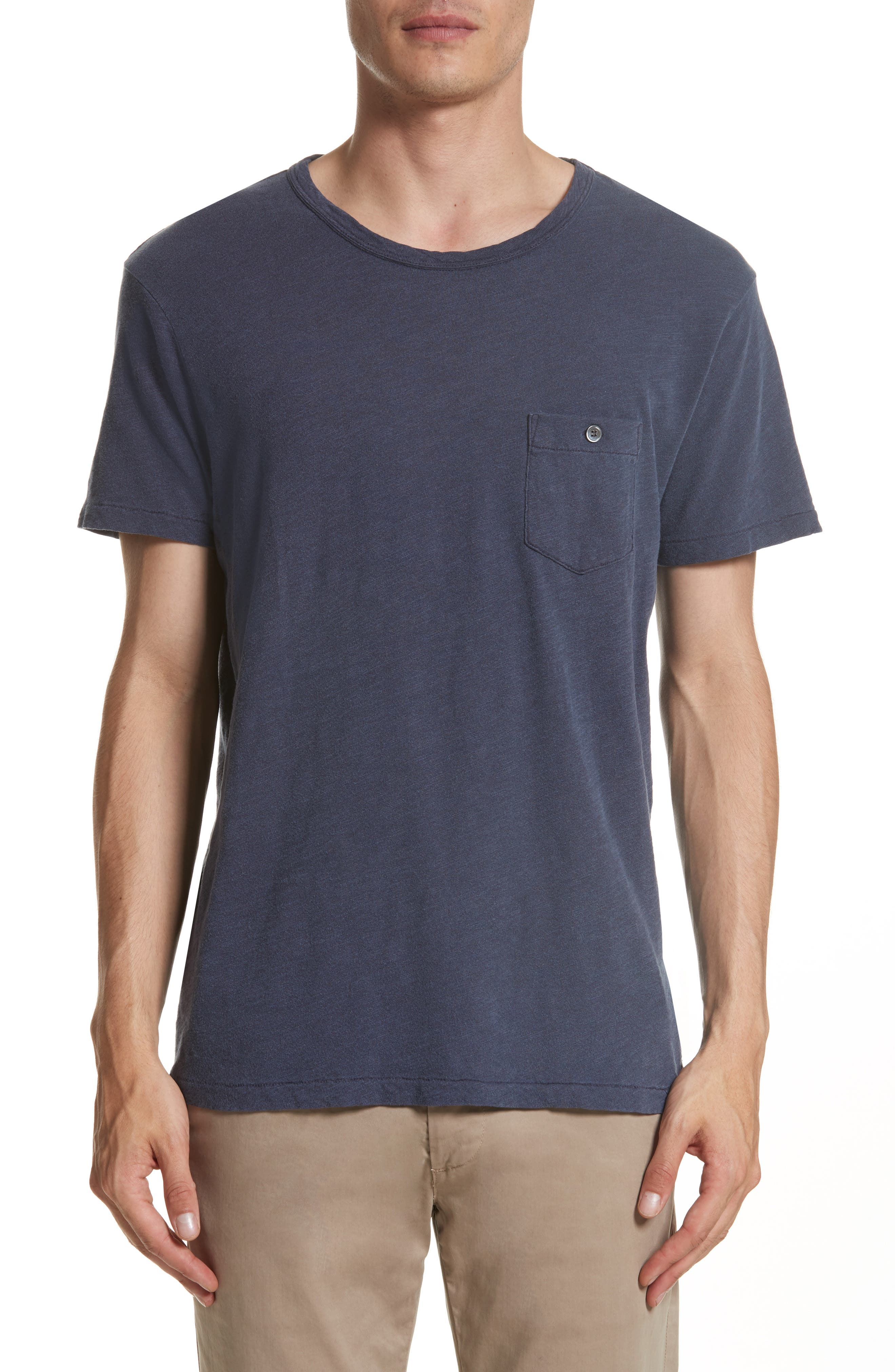 'Classic' Pocket T-Shirt,                             Main thumbnail 2, color,