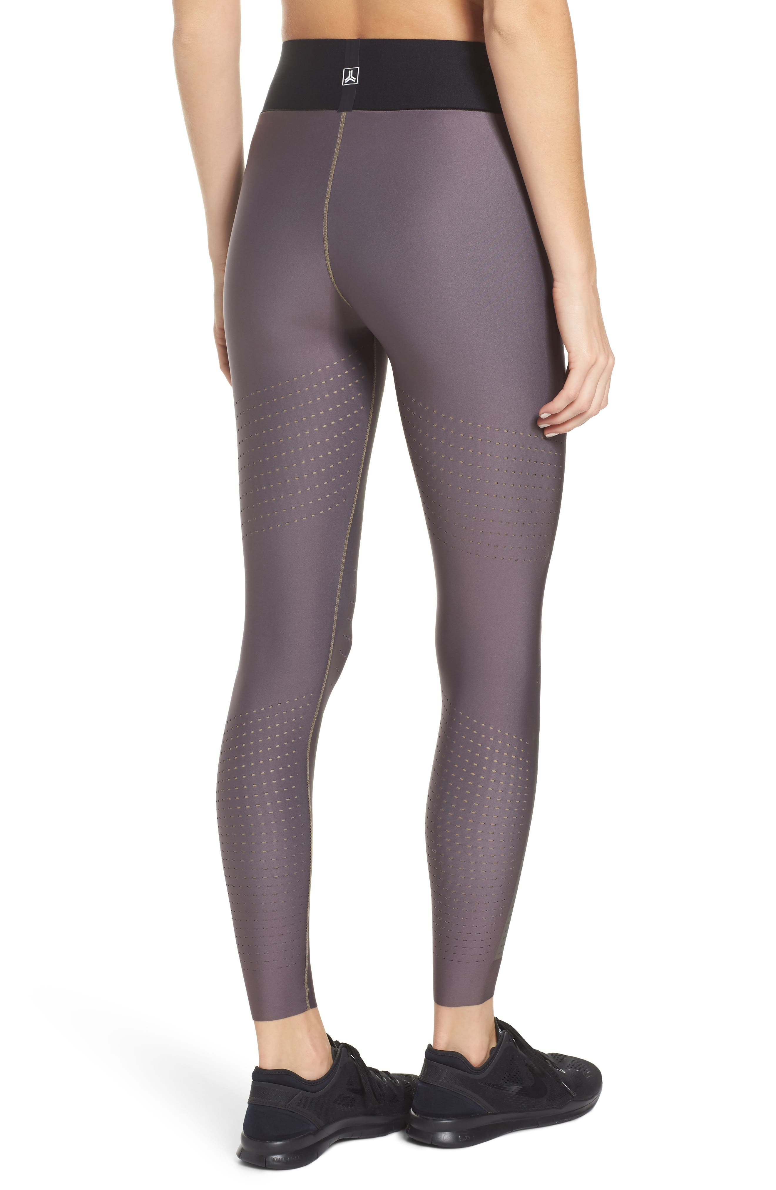 Ultra Silk AK17 High Waist Leggings,                             Alternate thumbnail 3, color,
