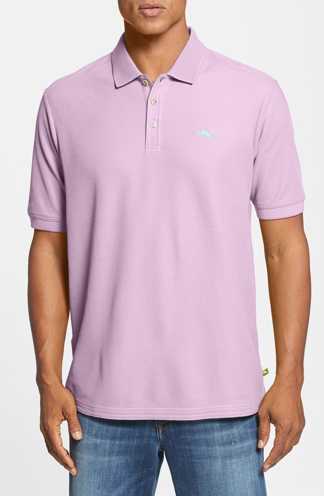 'The Emfielder' Original Fit Piqué Polo,                             Main thumbnail 87, color,