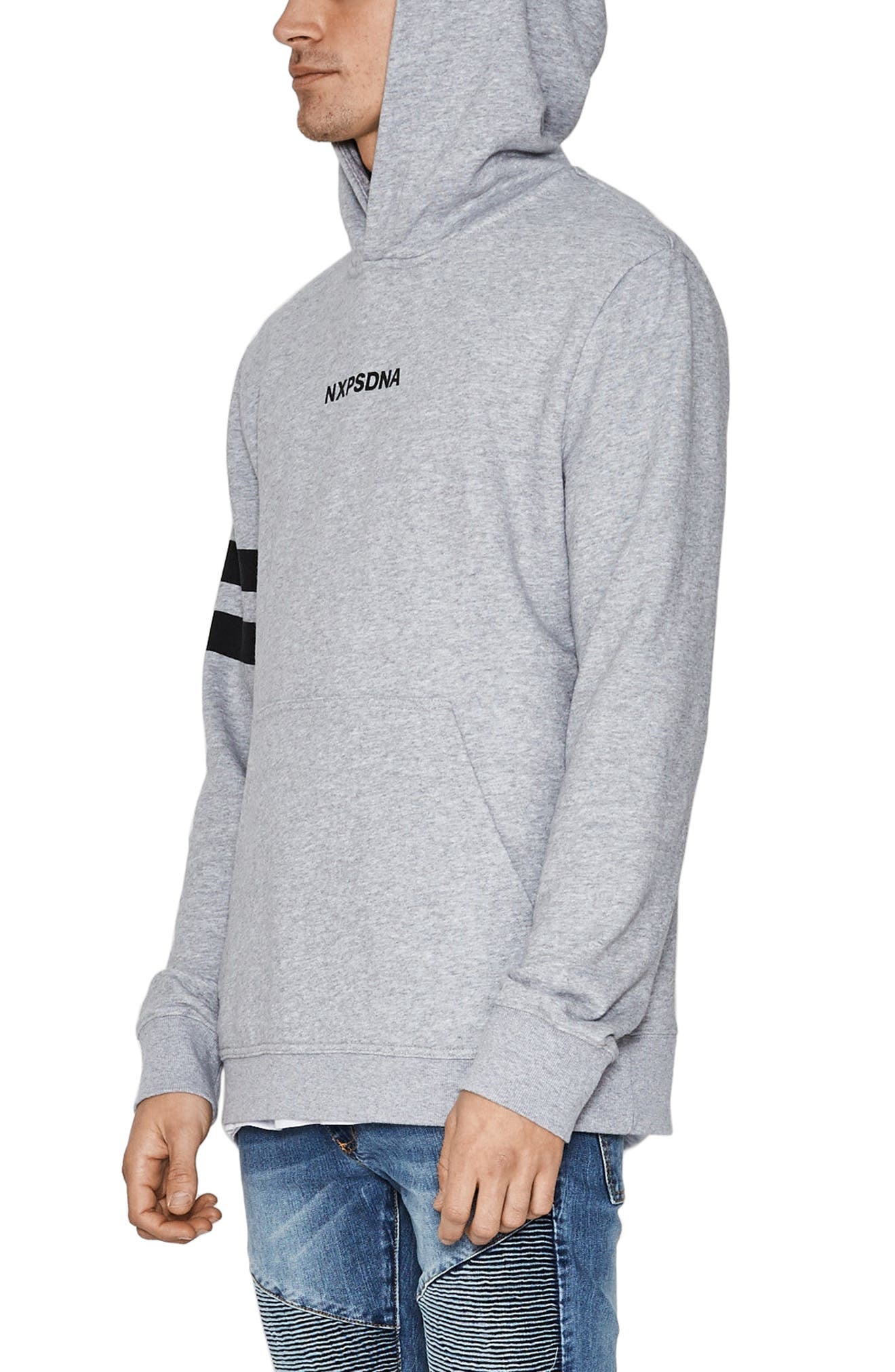 Overtime Hoodie,                             Alternate thumbnail 3, color,                             062