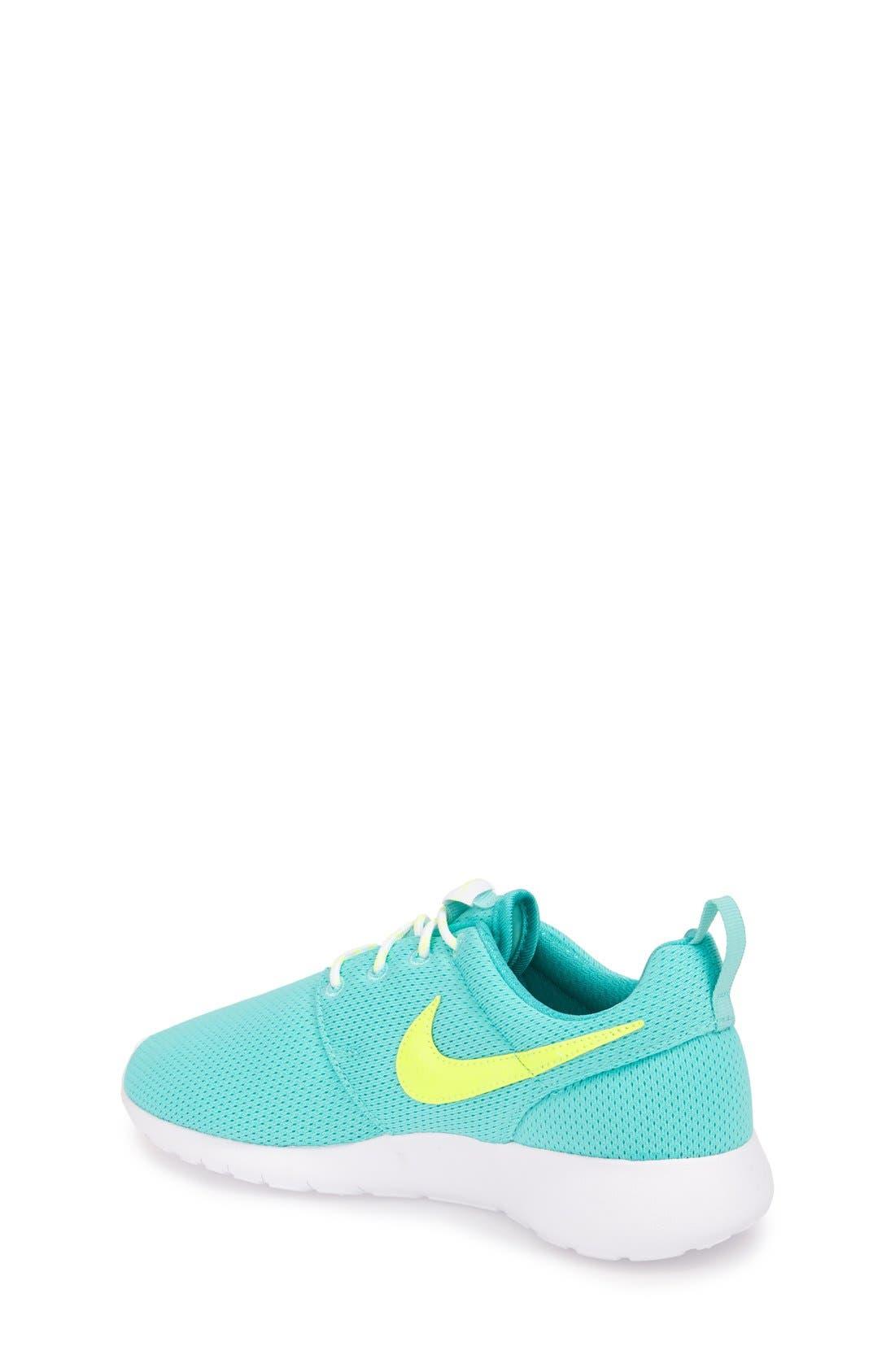 'Roshe Run' Athletic Shoe,                             Alternate thumbnail 96, color,