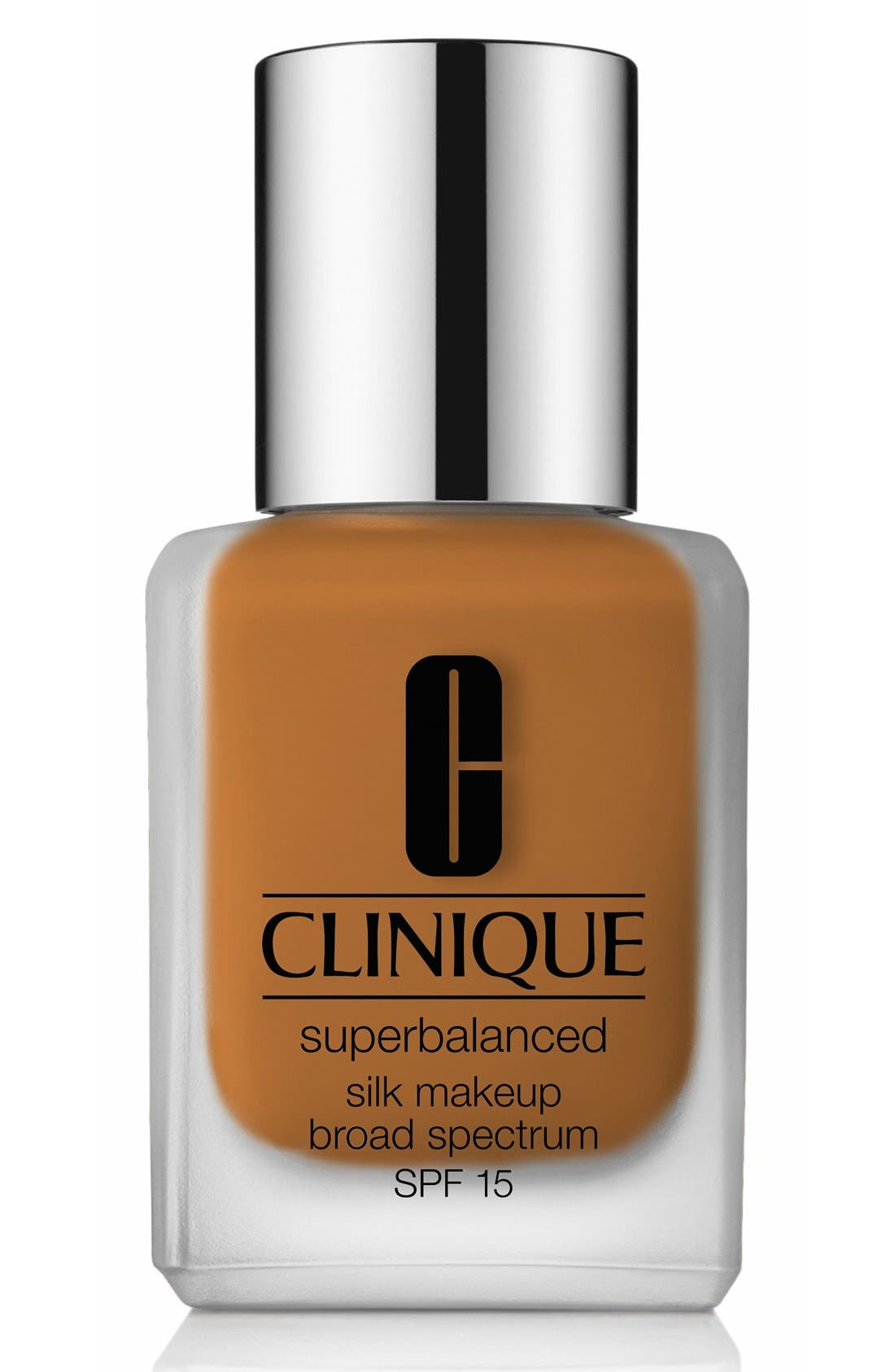Superbalanced Silk Makeup Broad Spectrum SPF 15,                             Main thumbnail 1, color,                             SILK CINNAMON