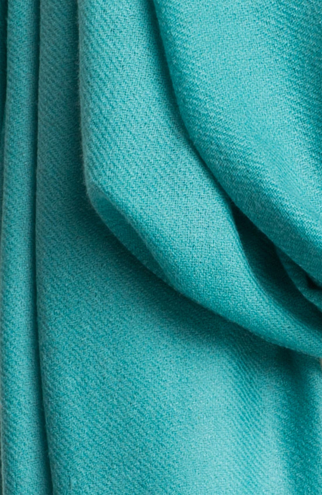 Tissue Weight Wool & Cashmere Wrap,                             Alternate thumbnail 193, color,