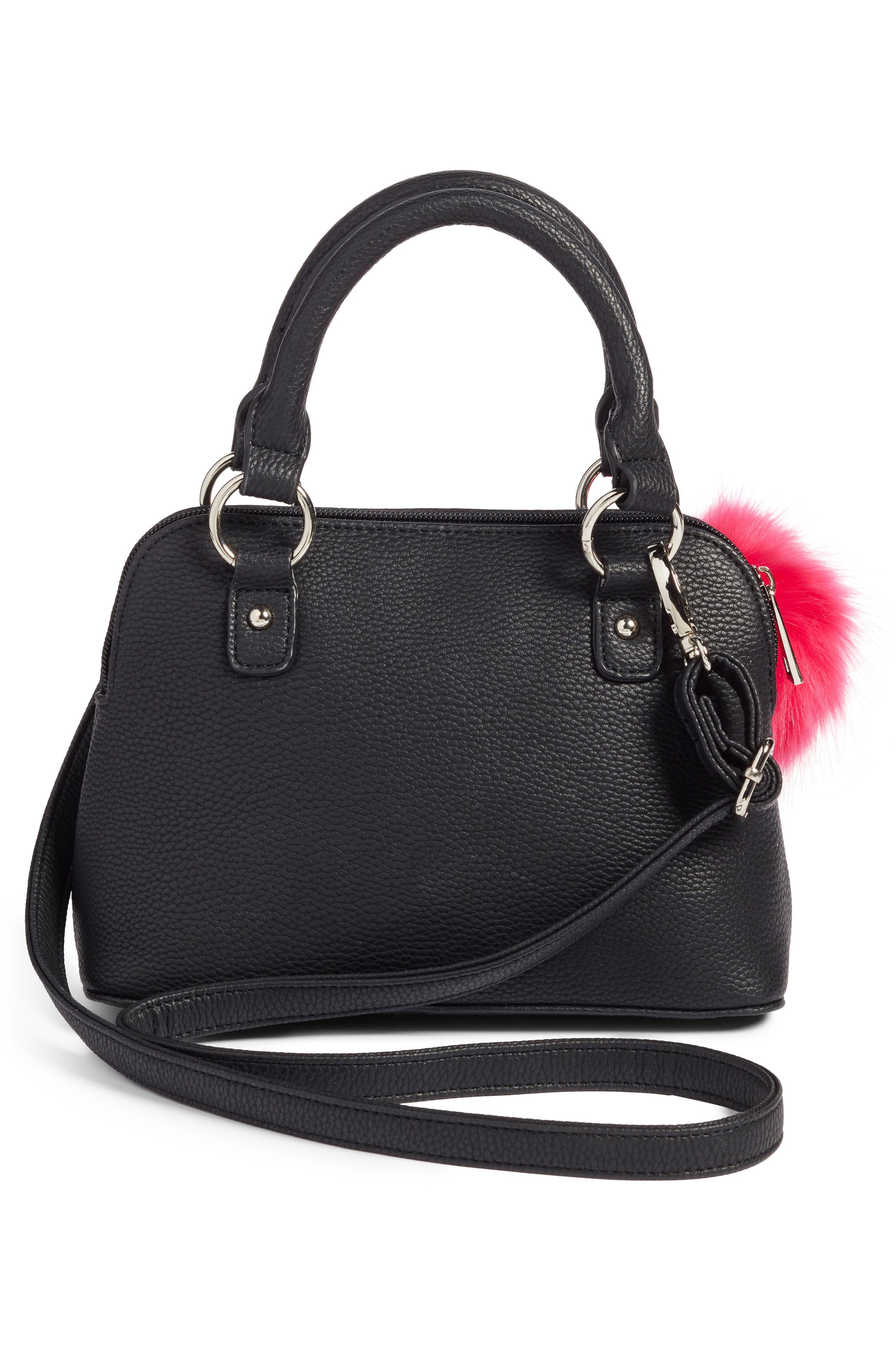 Appliqué Handbag,                             Alternate thumbnail 2, color,                             006