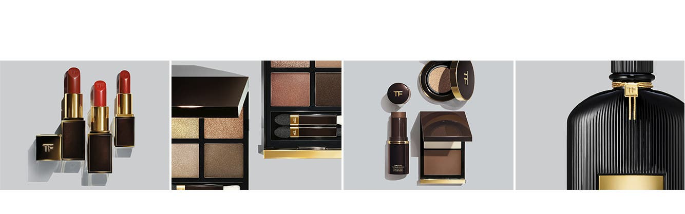 The Glamour & Sophistication of Tom Ford