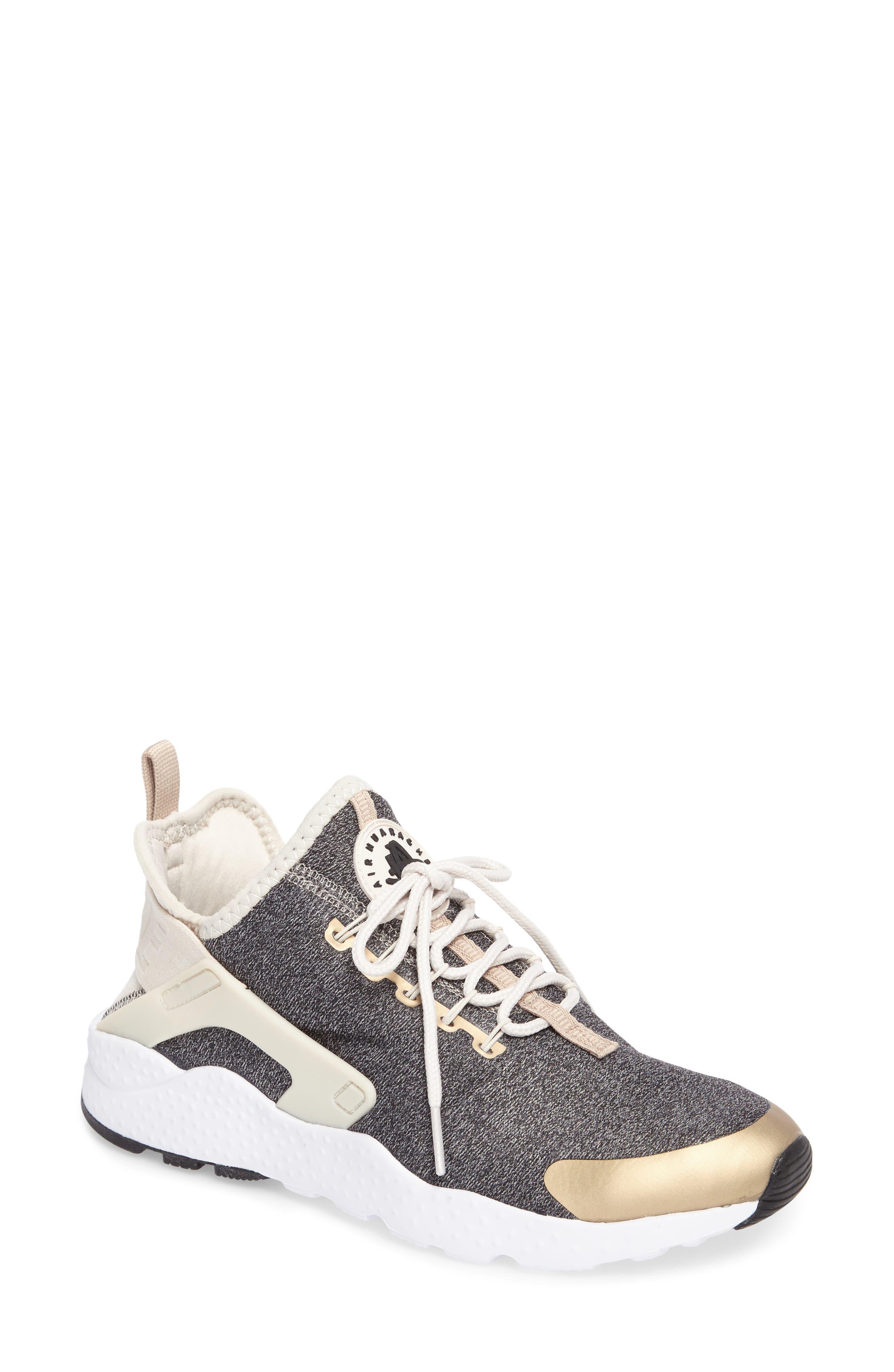 NIKE,                             'Air Huarache Run Ultra SE' Sneaker,                             Main thumbnail 1, color,                             285