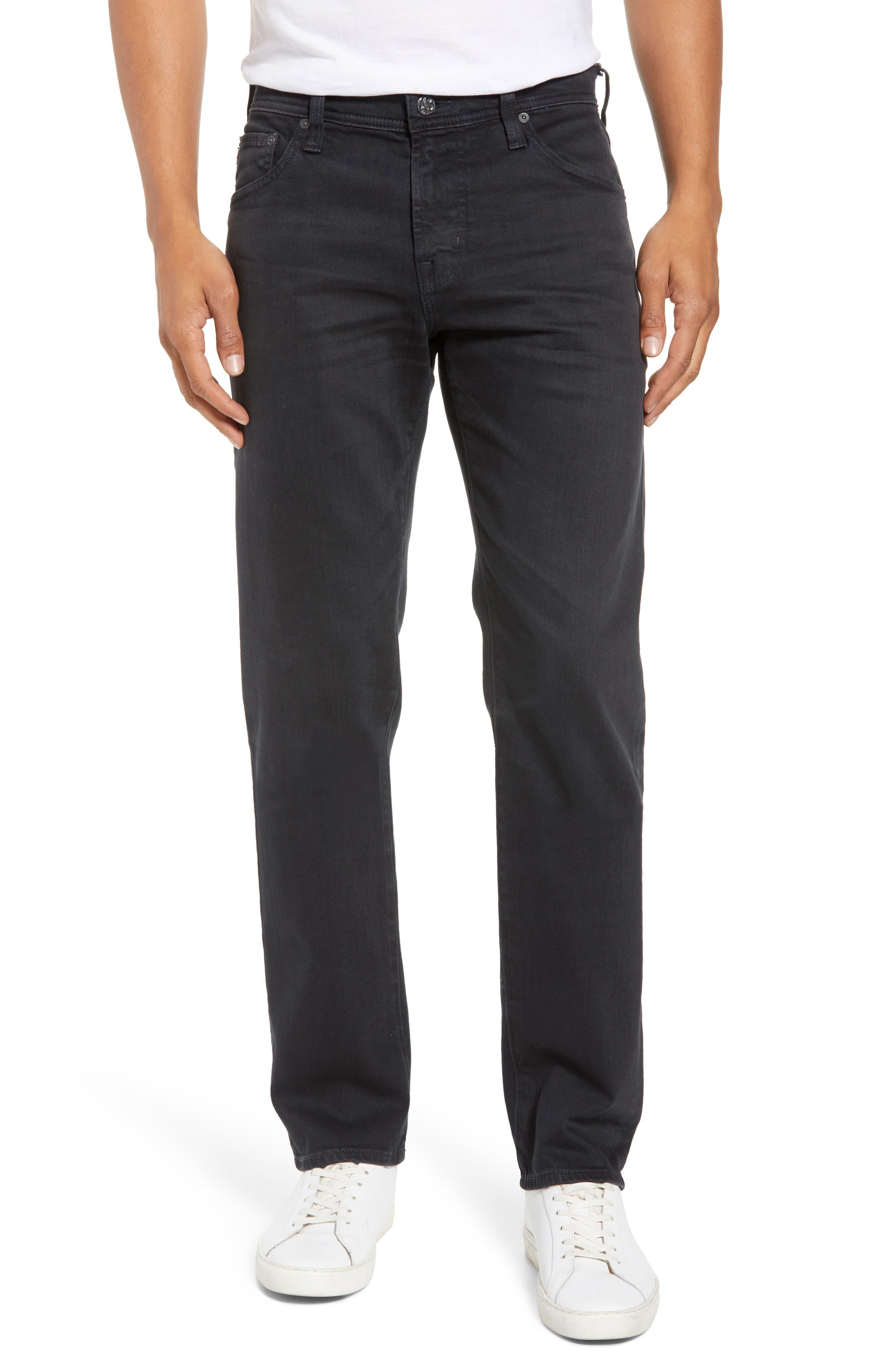 Tellis Slim Fit Jeans, Main, color, 7 YEARS GREY STONE