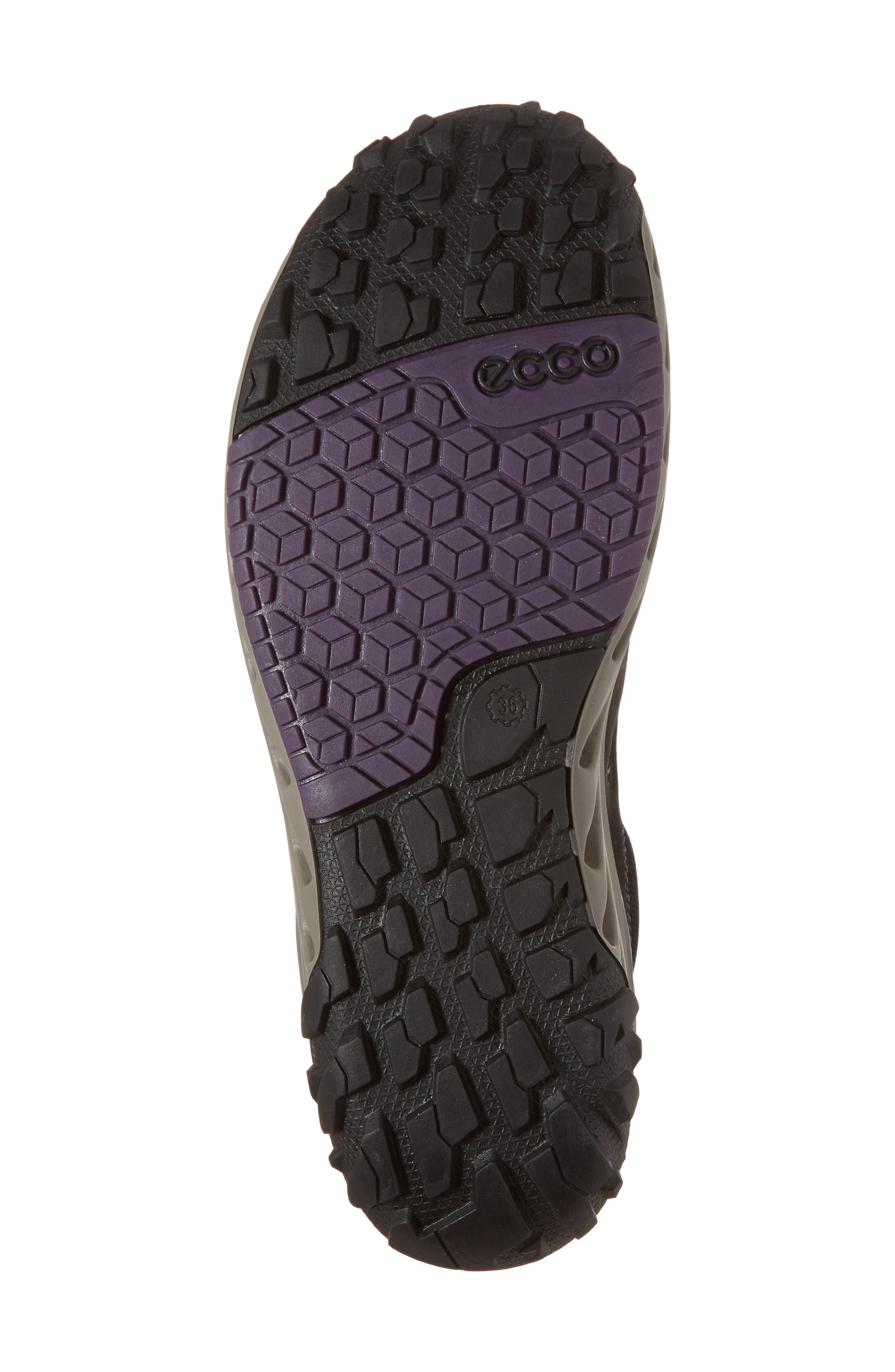 BIOM Venture GTX Sneaker,                             Alternate thumbnail 6, color,                             BLACK LEATHER