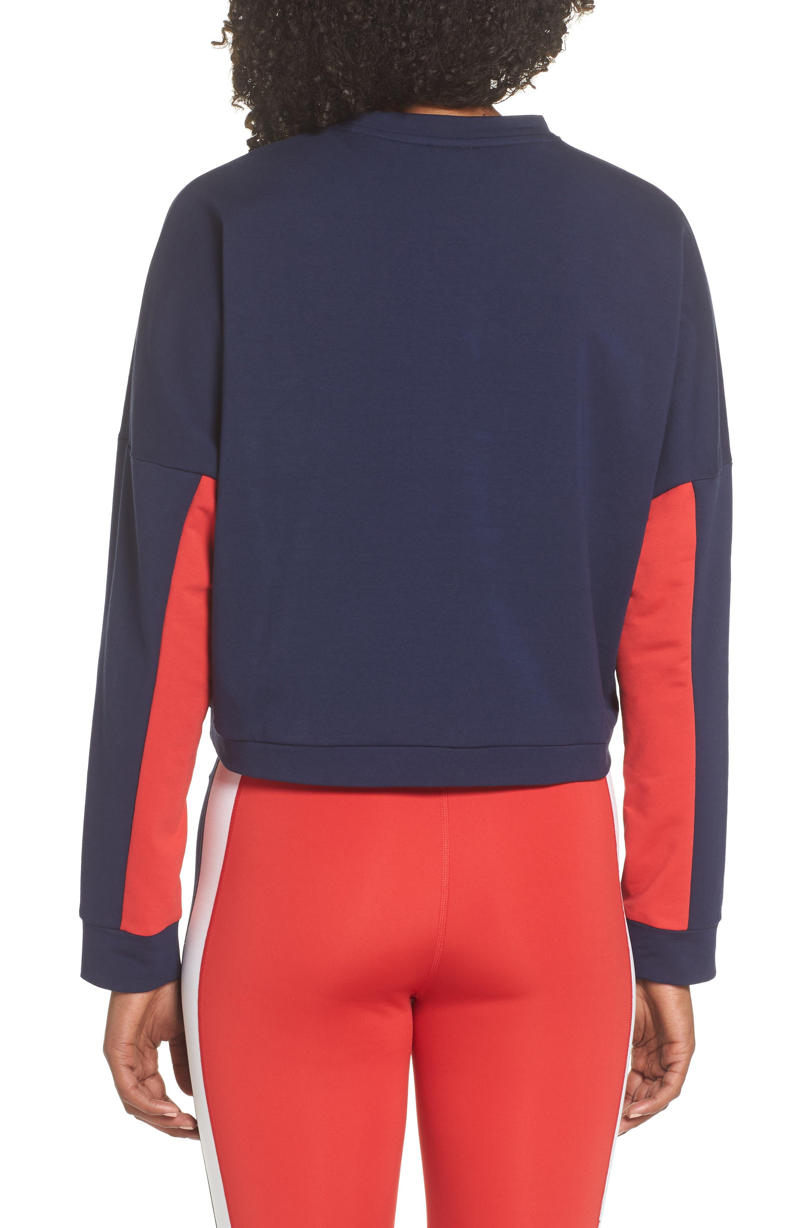 Modern Sport Sweatshirt,                             Alternate thumbnail 2, color,                             710