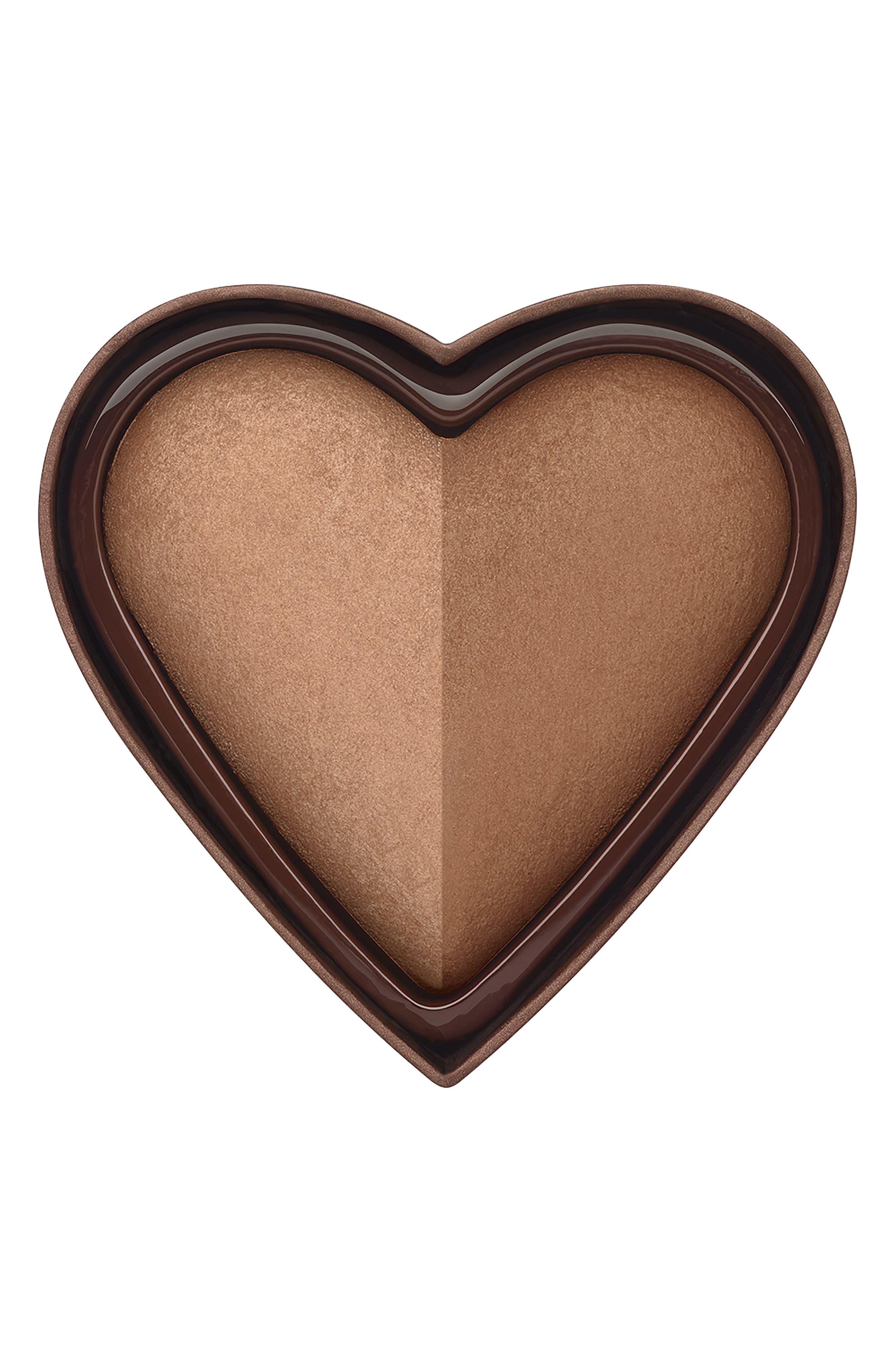 Sweethearts Bronzer,                             Main thumbnail 1, color,                             SWEET TEA