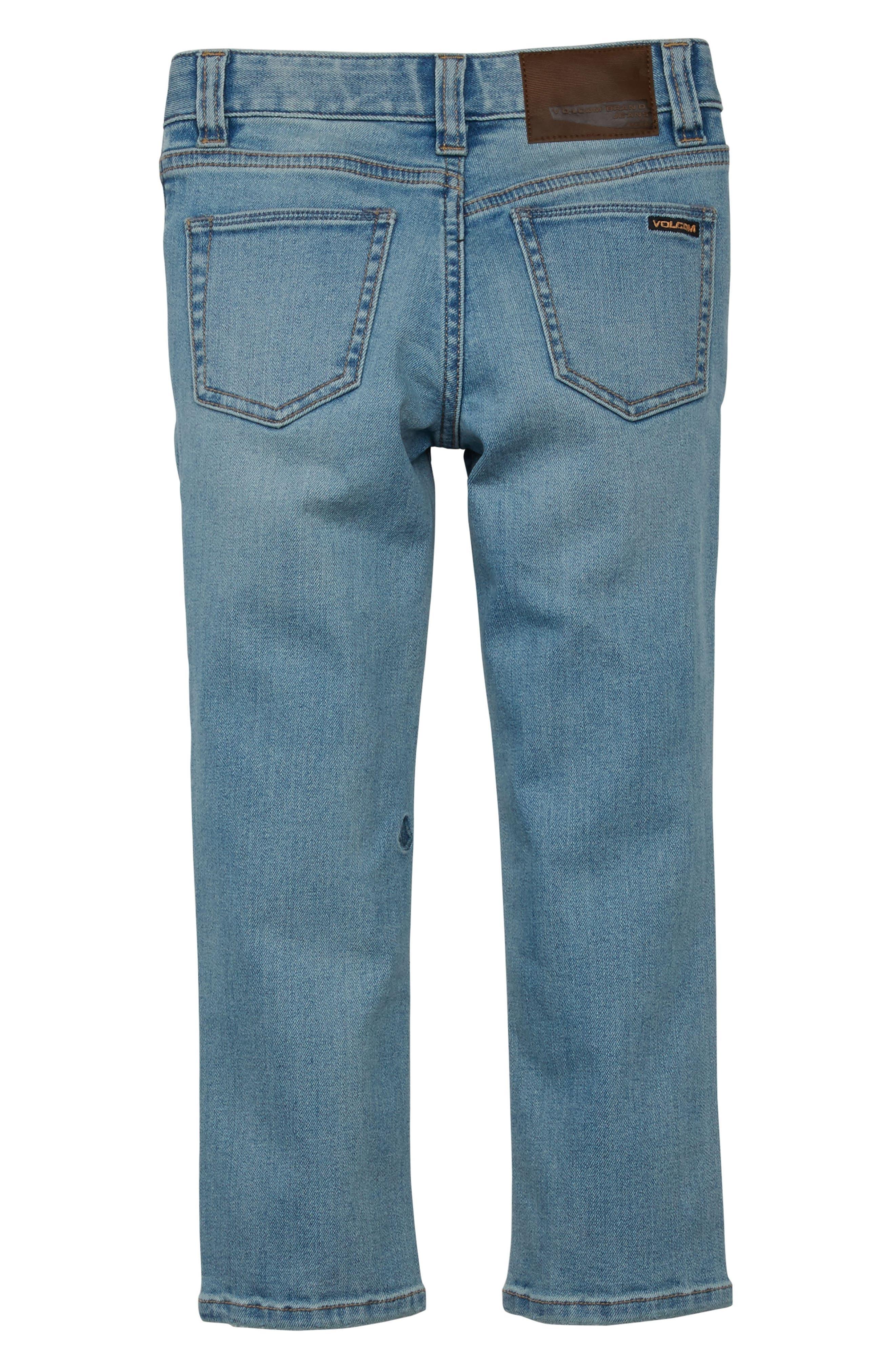 Vorta Slim Fit Jeans,                             Alternate thumbnail 2, color,                             STONELIGHT