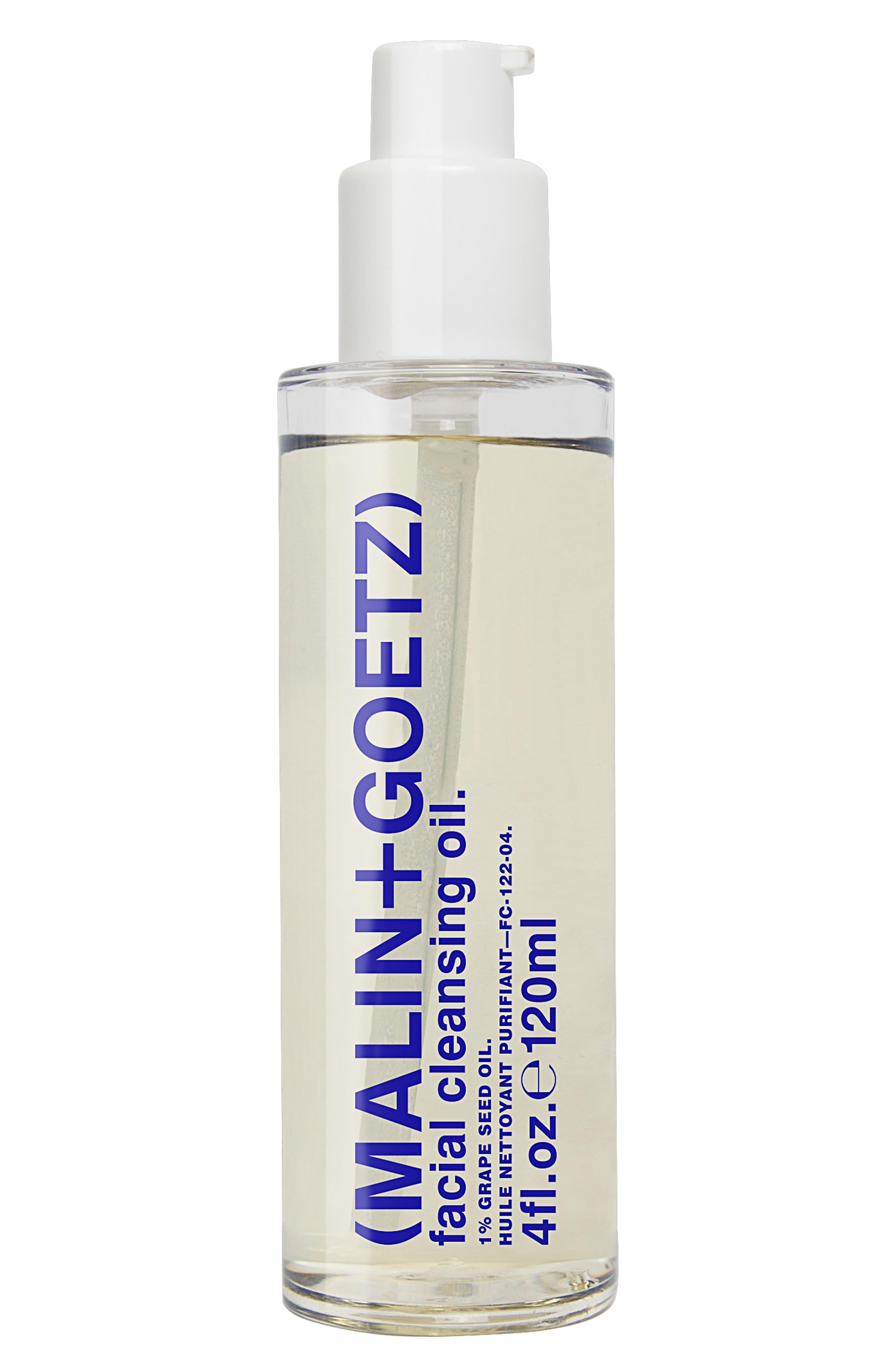 MALIN+GOETZ,                             Facial Cleansing Oil,                             Main thumbnail 1, color,                             NO COLOR