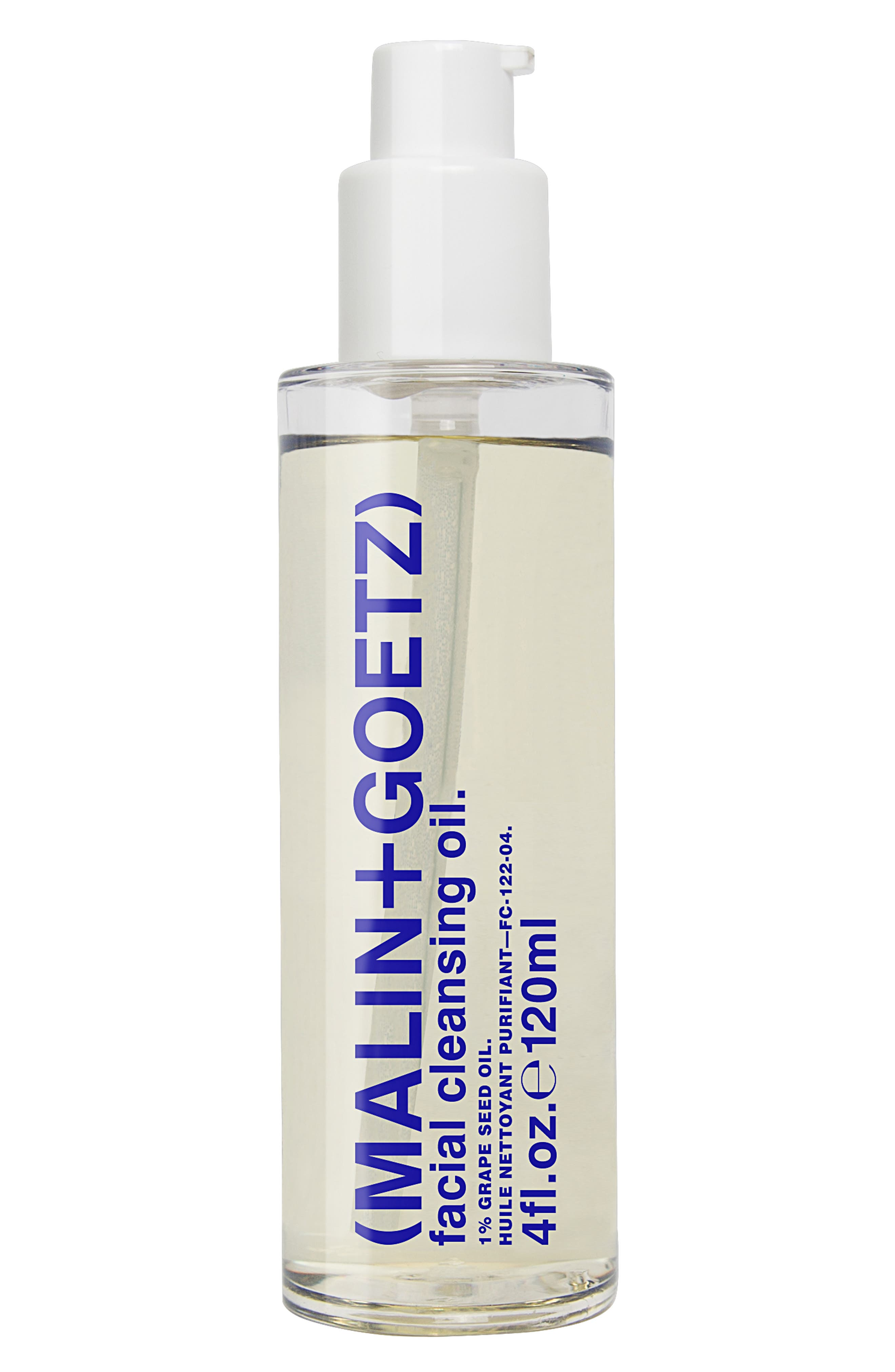 MALIN+GOETZ Facial Cleansing Oil, Main, color, NO COLOR