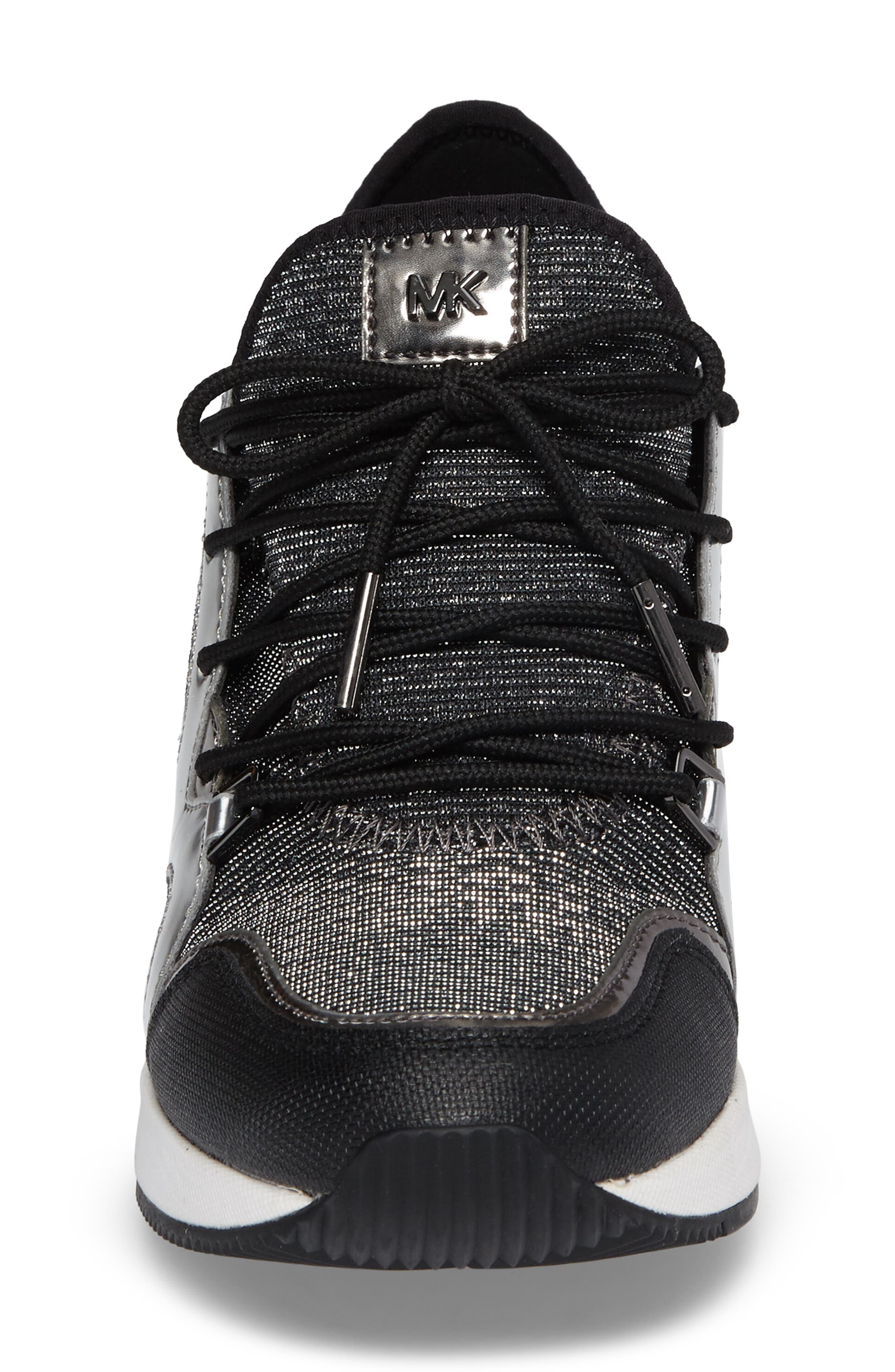 Scout Wedge Sneaker,                             Alternate thumbnail 4, color,                             041