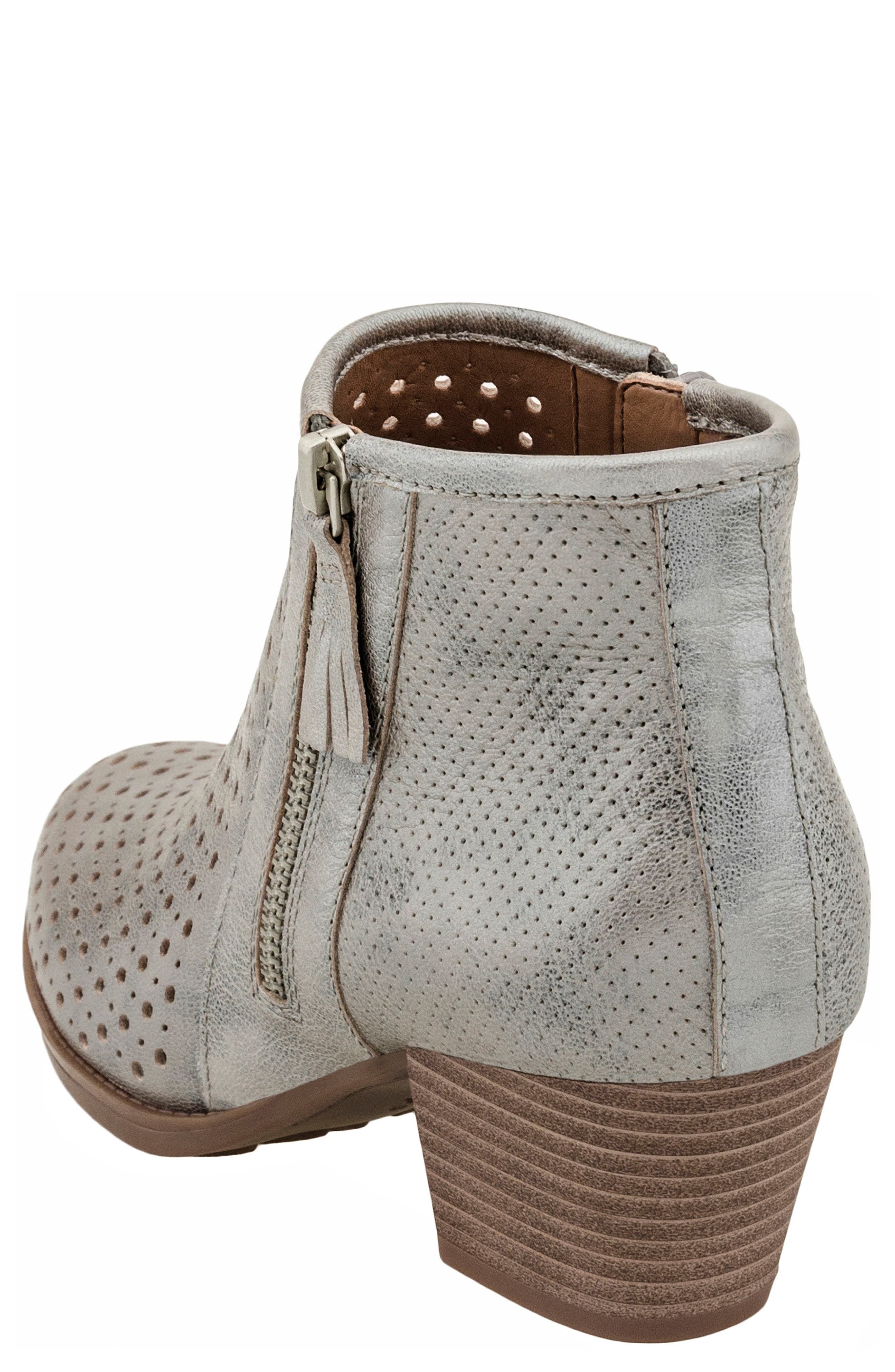 Pineberry Bootie,                             Alternate thumbnail 5, color,