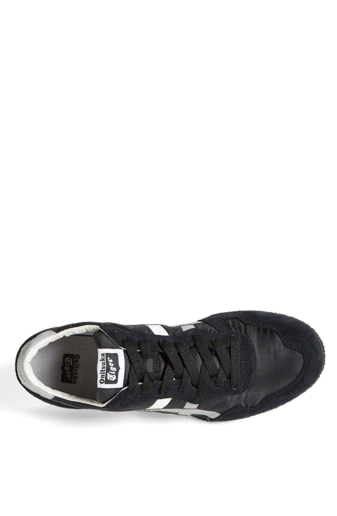 'Serrano' Sneaker,                             Alternate thumbnail 3, color,                             BLACK/ LIGHT GREY/ WHITE