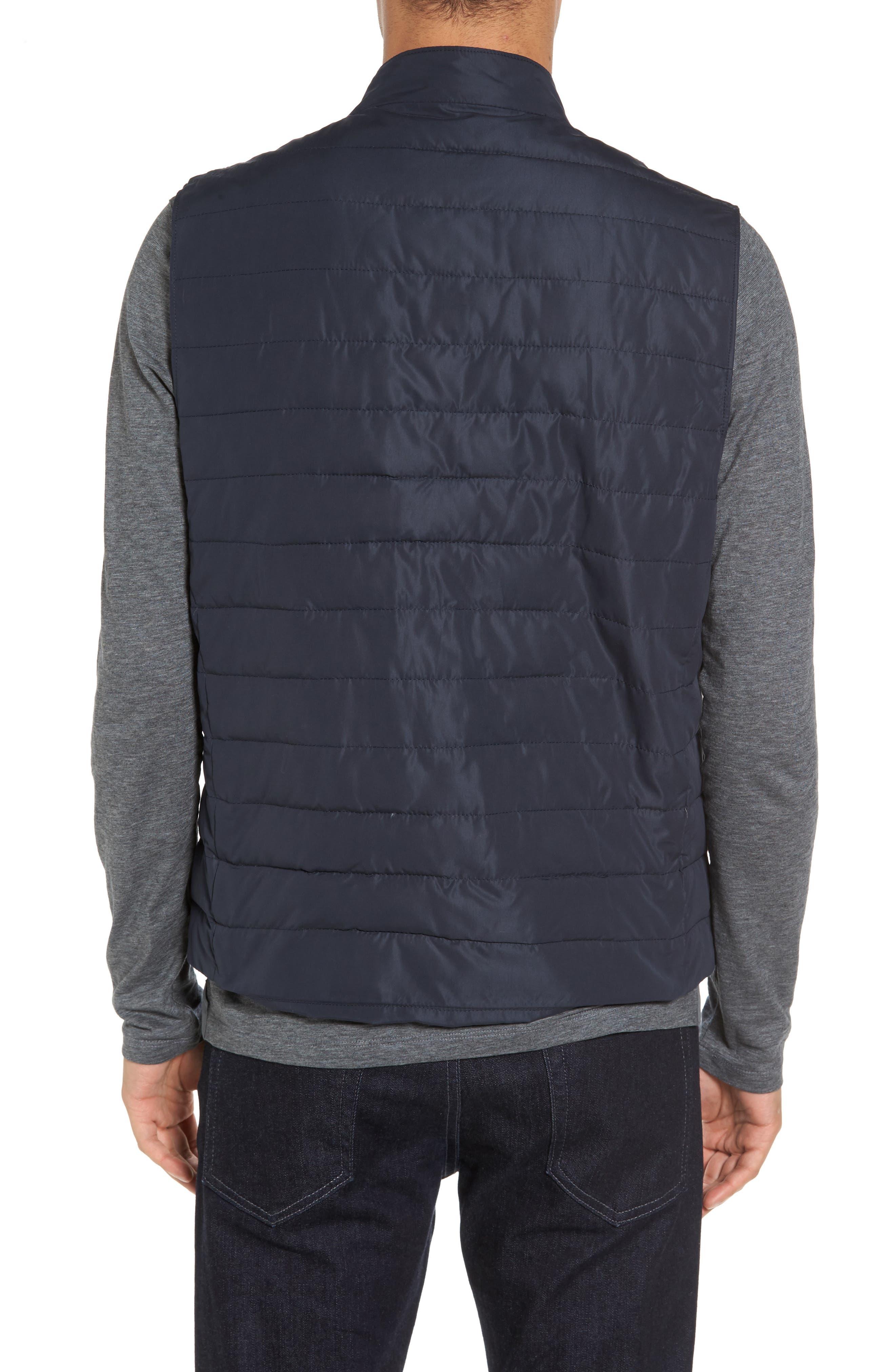 Full Zip Vest,                             Alternate thumbnail 2, color,                             NAVY