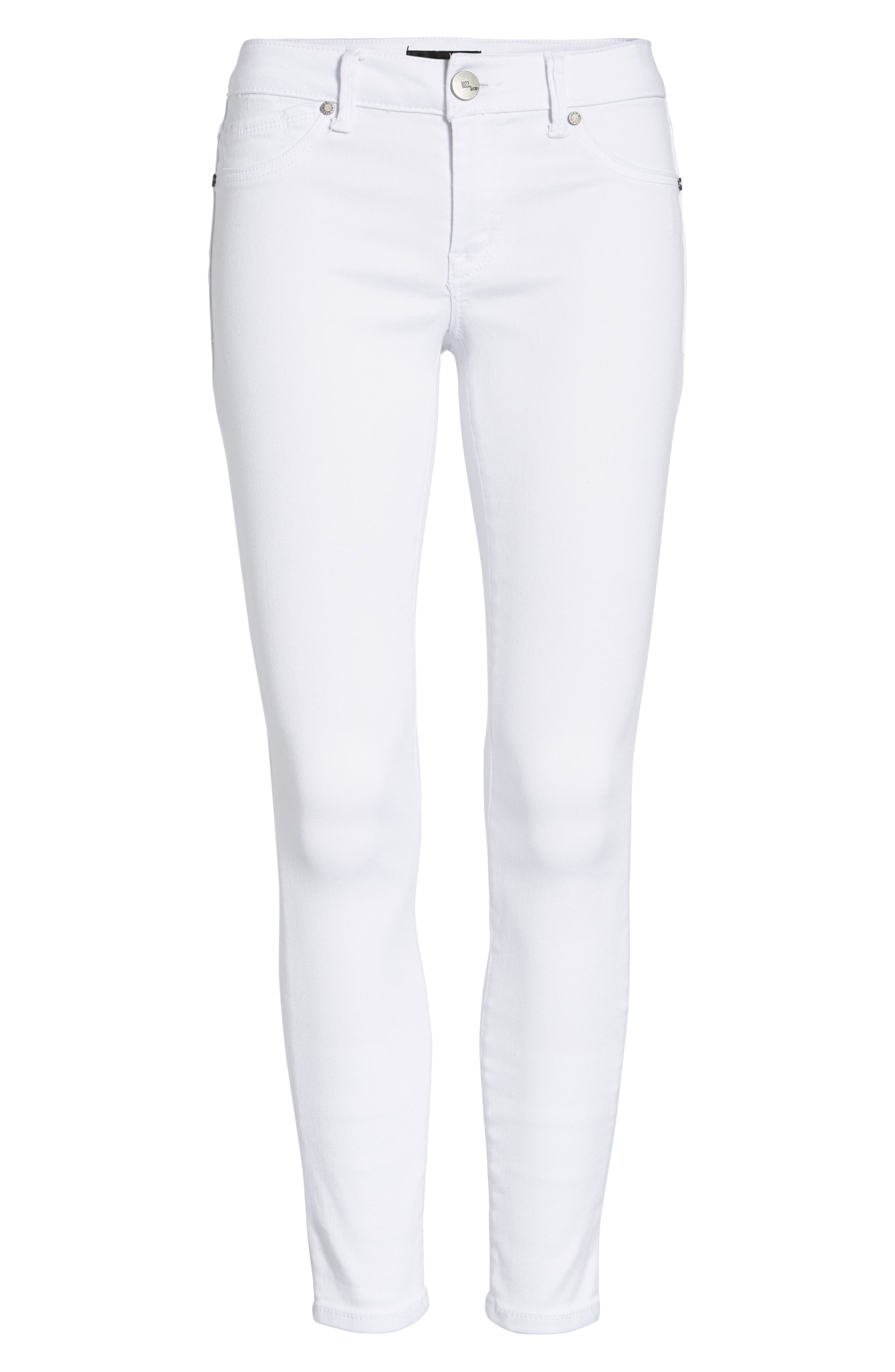 1822 Butter Skinny Jeans,                             Alternate thumbnail 6, color,