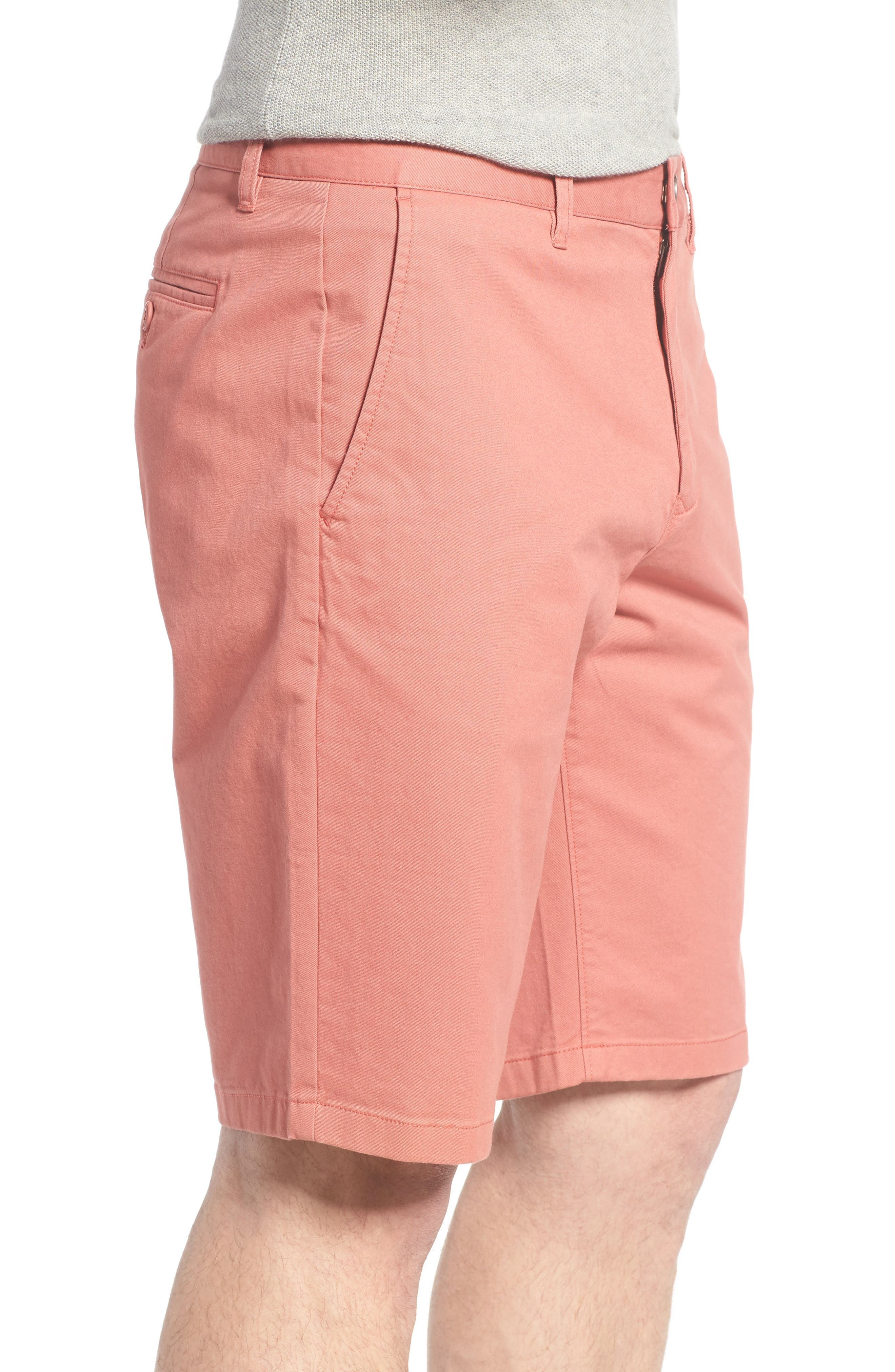 Stretch Washed Chino 11-Inch Shorts,                             Alternate thumbnail 63, color,