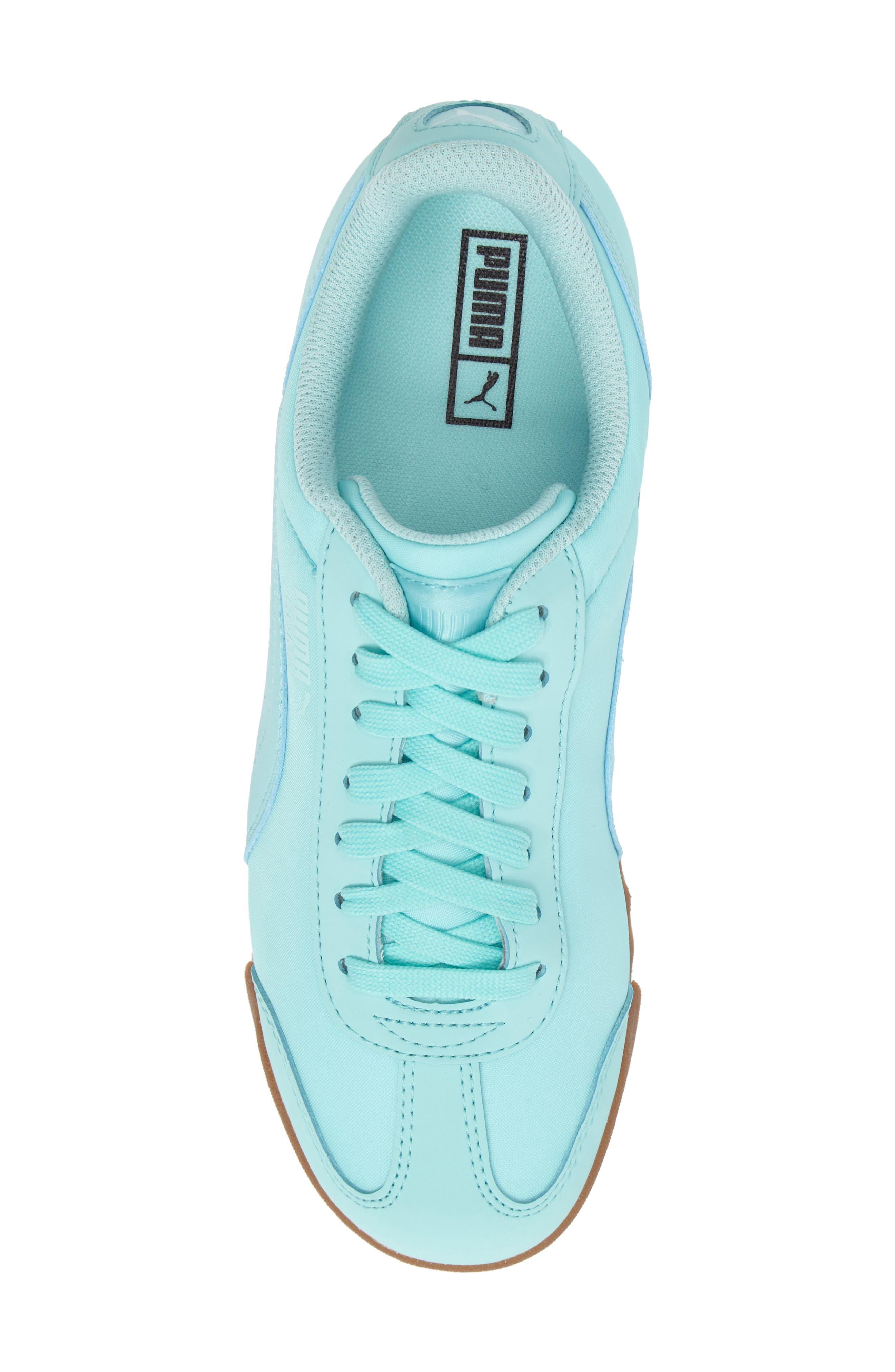 Roma Basic Summer Sneaker,                             Alternate thumbnail 5, color,                             400