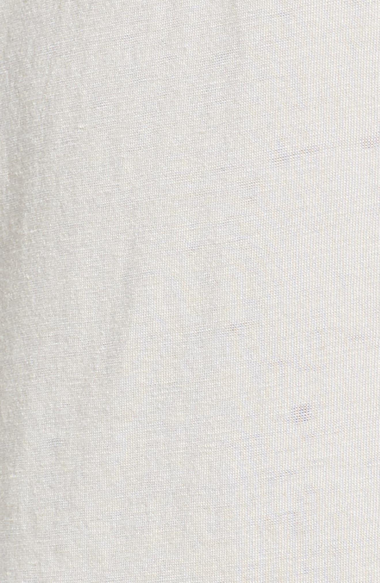 Opposing Moons Graphic Burnout T-Shirt,                             Alternate thumbnail 10, color,