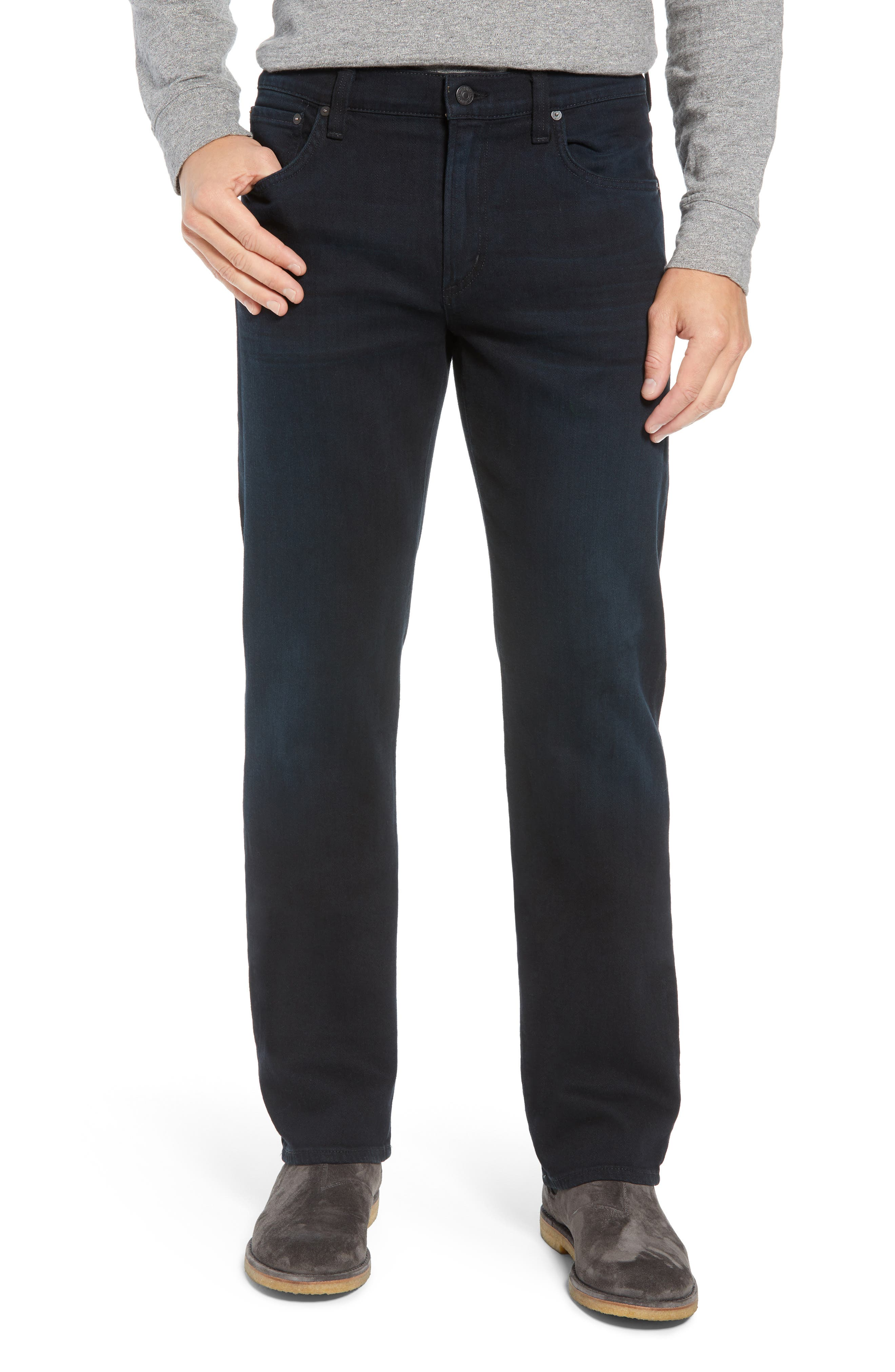 Sid Straight Leg Jeans,                             Main thumbnail 1, color,                             STAGE