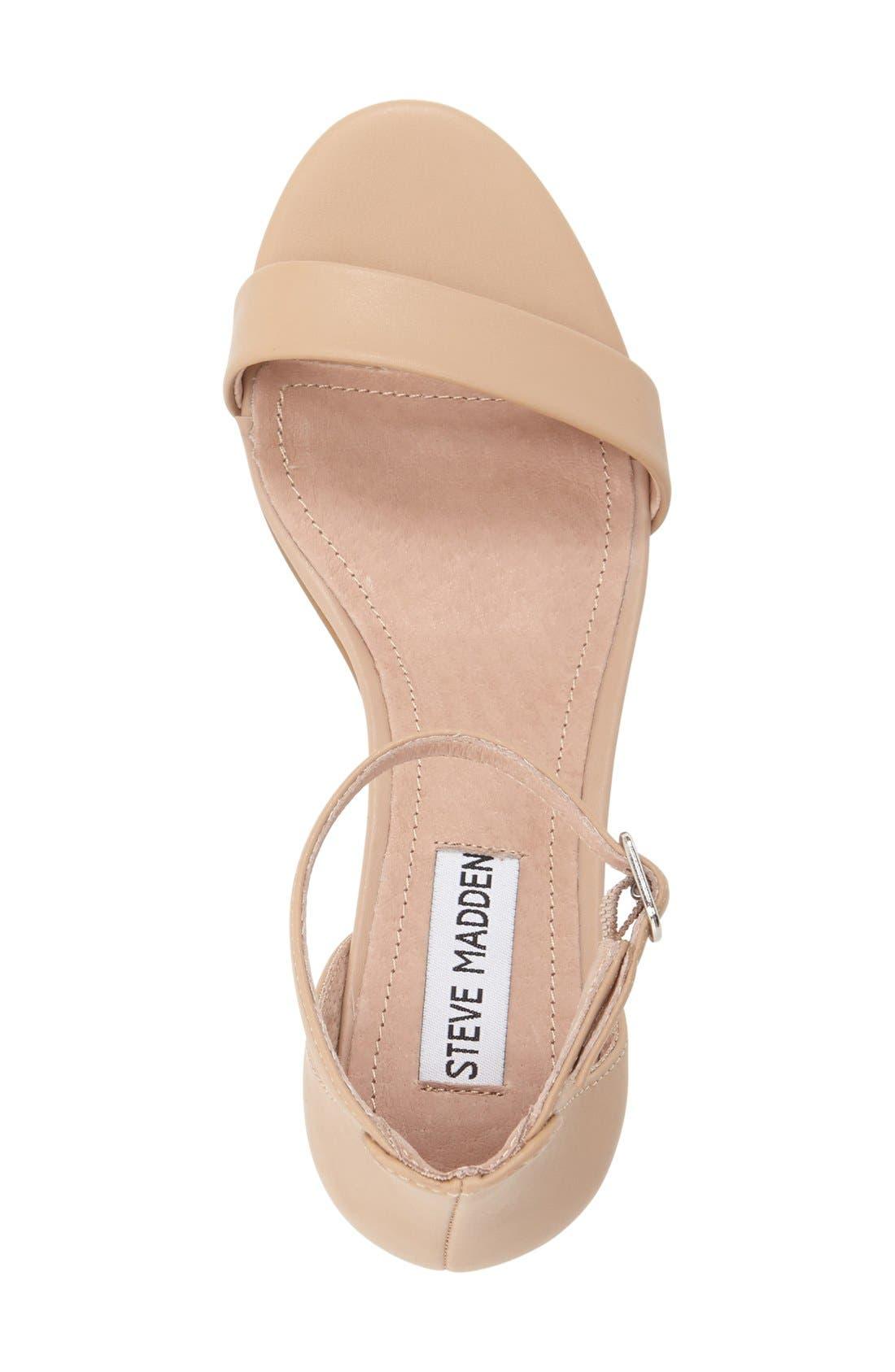 Irenee Ankle Strap Sandal,                             Alternate thumbnail 79, color,