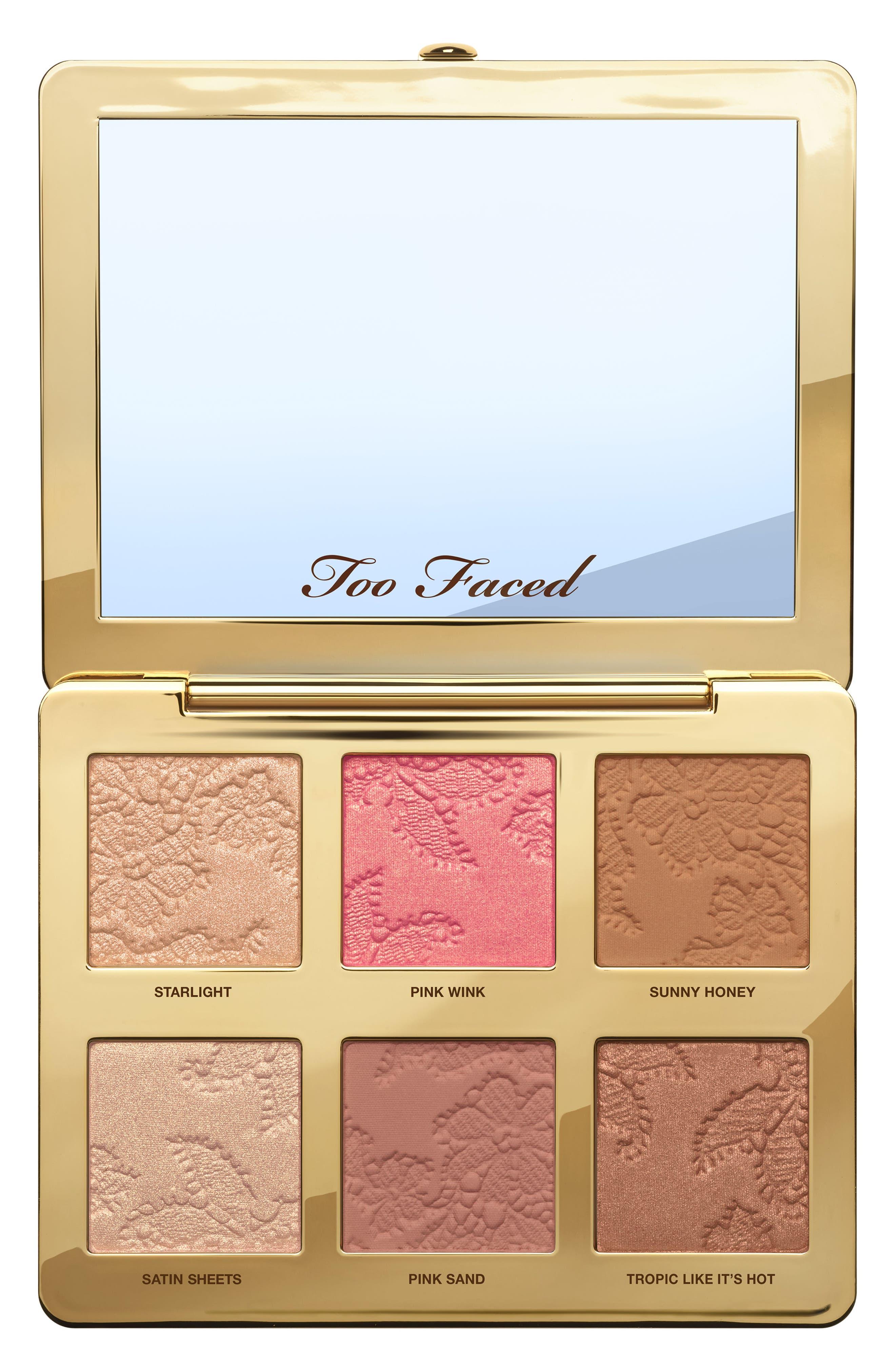 Natural Face Palette,                             Alternate thumbnail 5, color,                             NO COLOR
