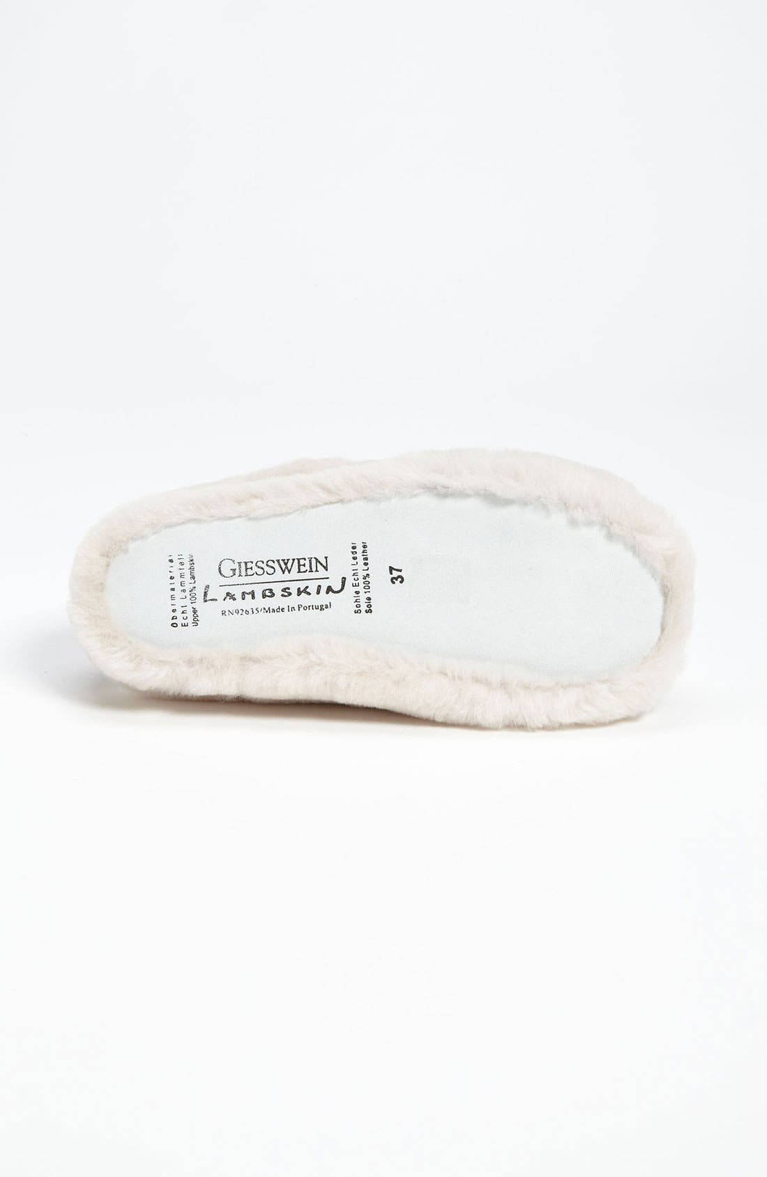 'Gerolding' Slipper,                             Alternate thumbnail 13, color,