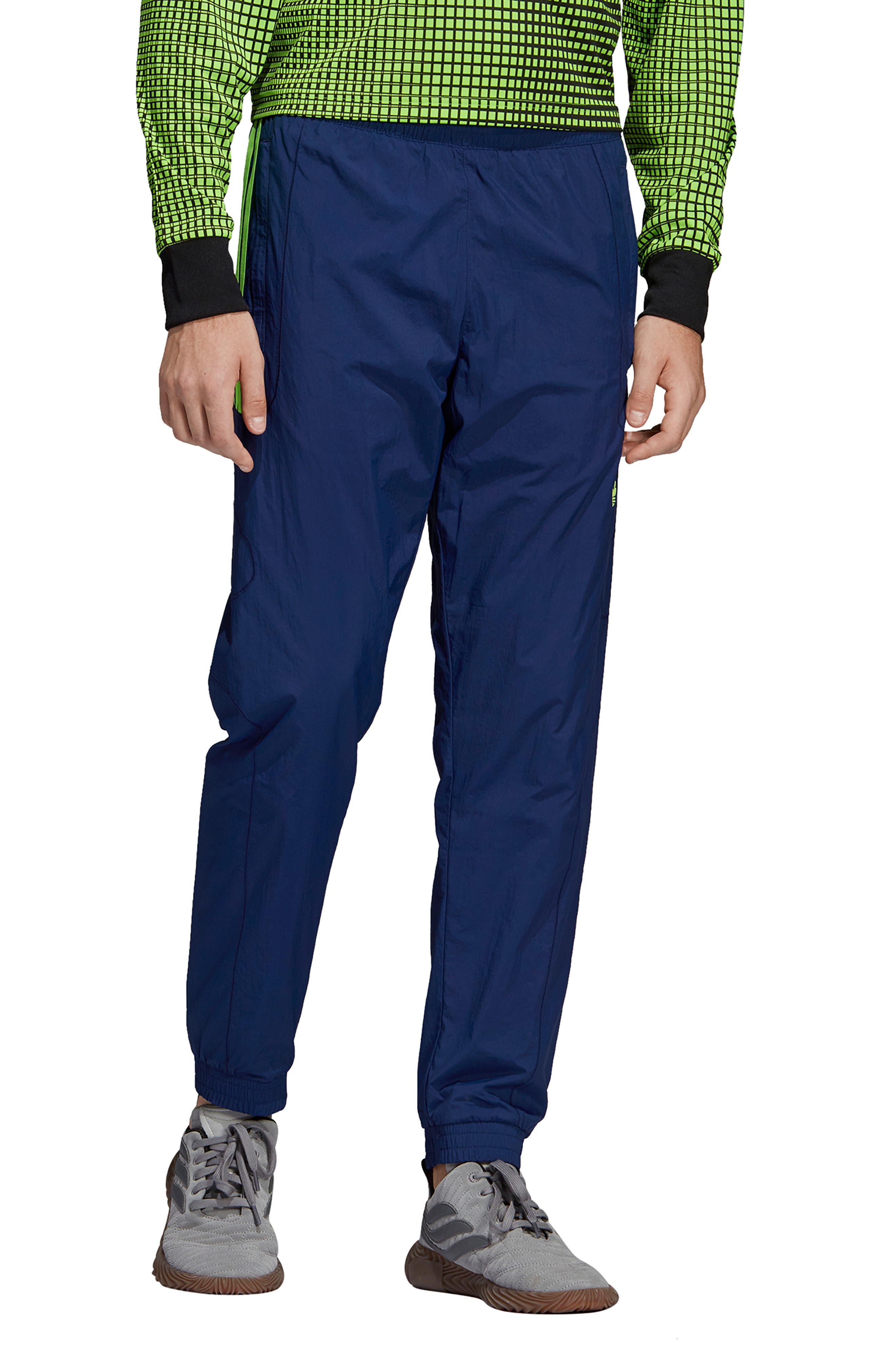 ADIDAS ORIGINALS SPT Track Pants, Main, color, DARK BLUE