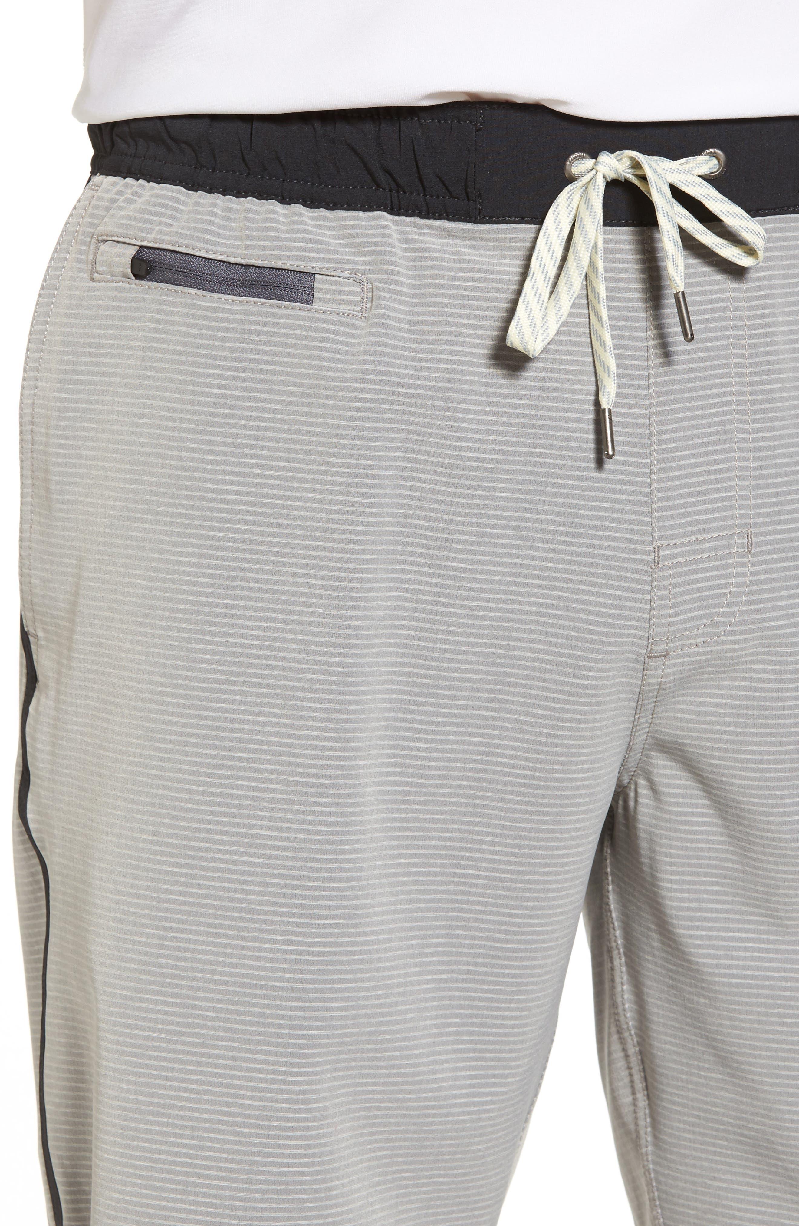 Banks Athletic Shorts,                             Alternate thumbnail 4, color,                             050