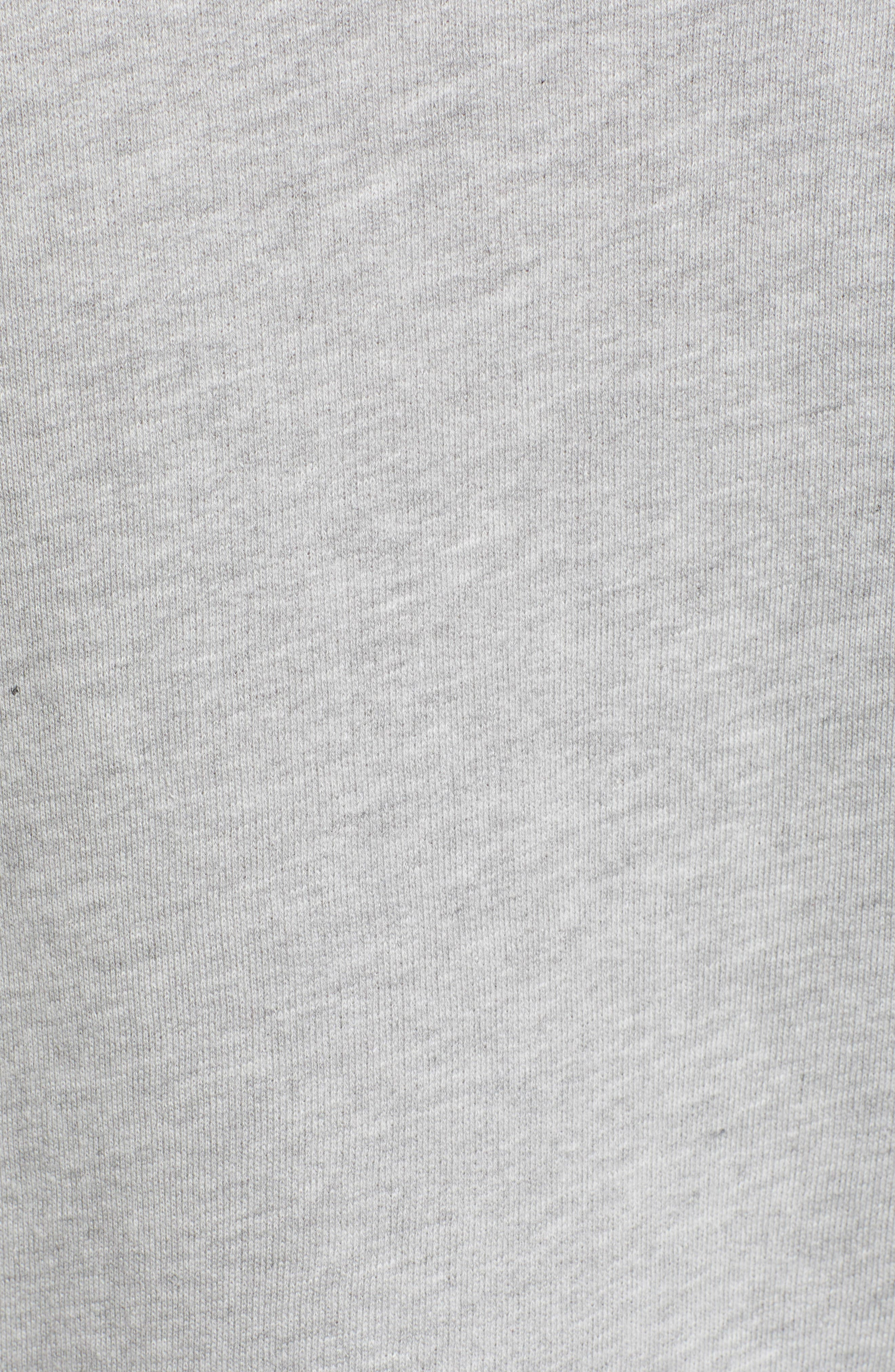 Roadtrip Sweatshirt,                             Alternate thumbnail 5, color,                             HEATHER