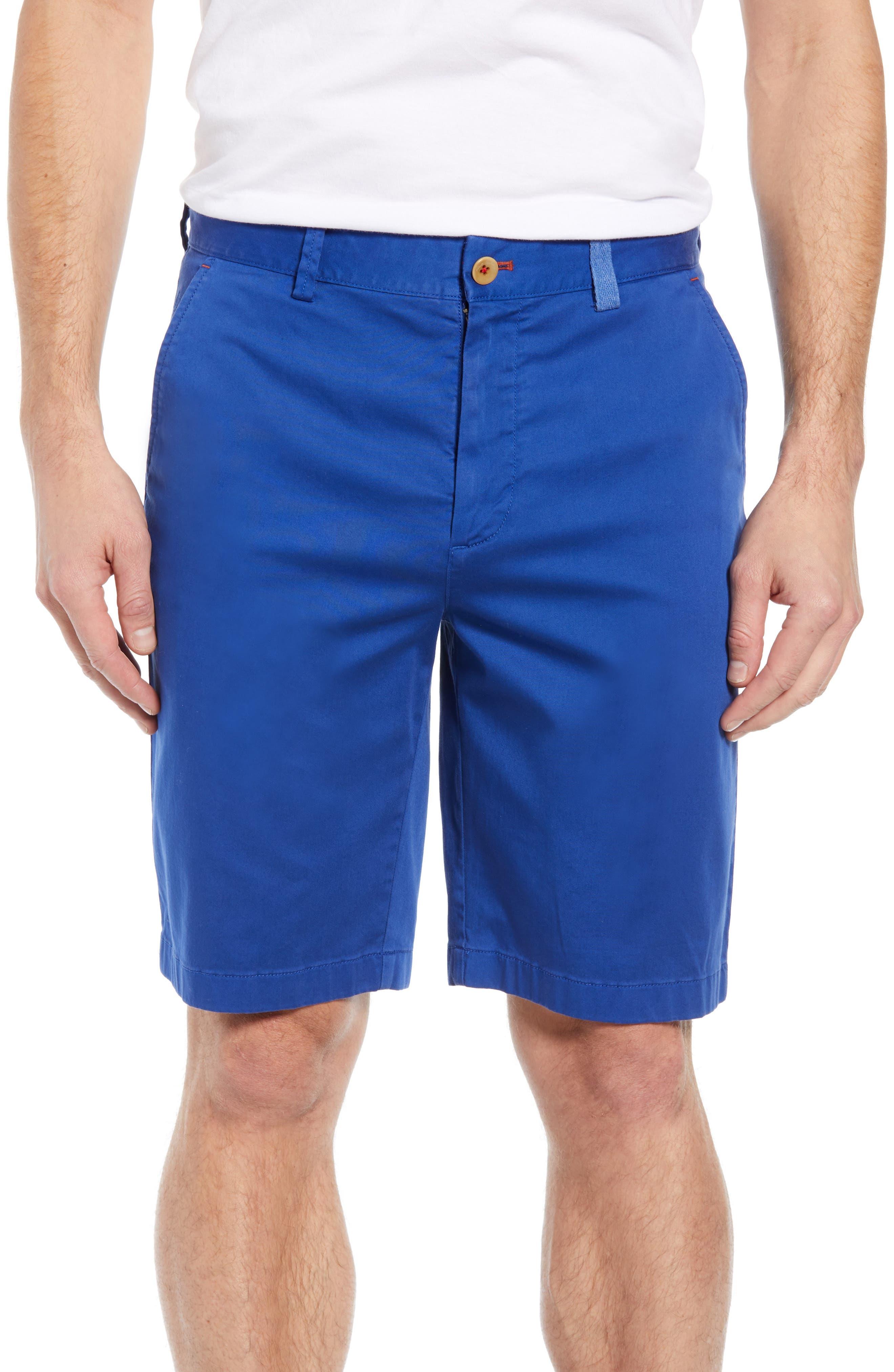 Pioneer Shorts,                             Main thumbnail 1, color,                             SAPPHIRE