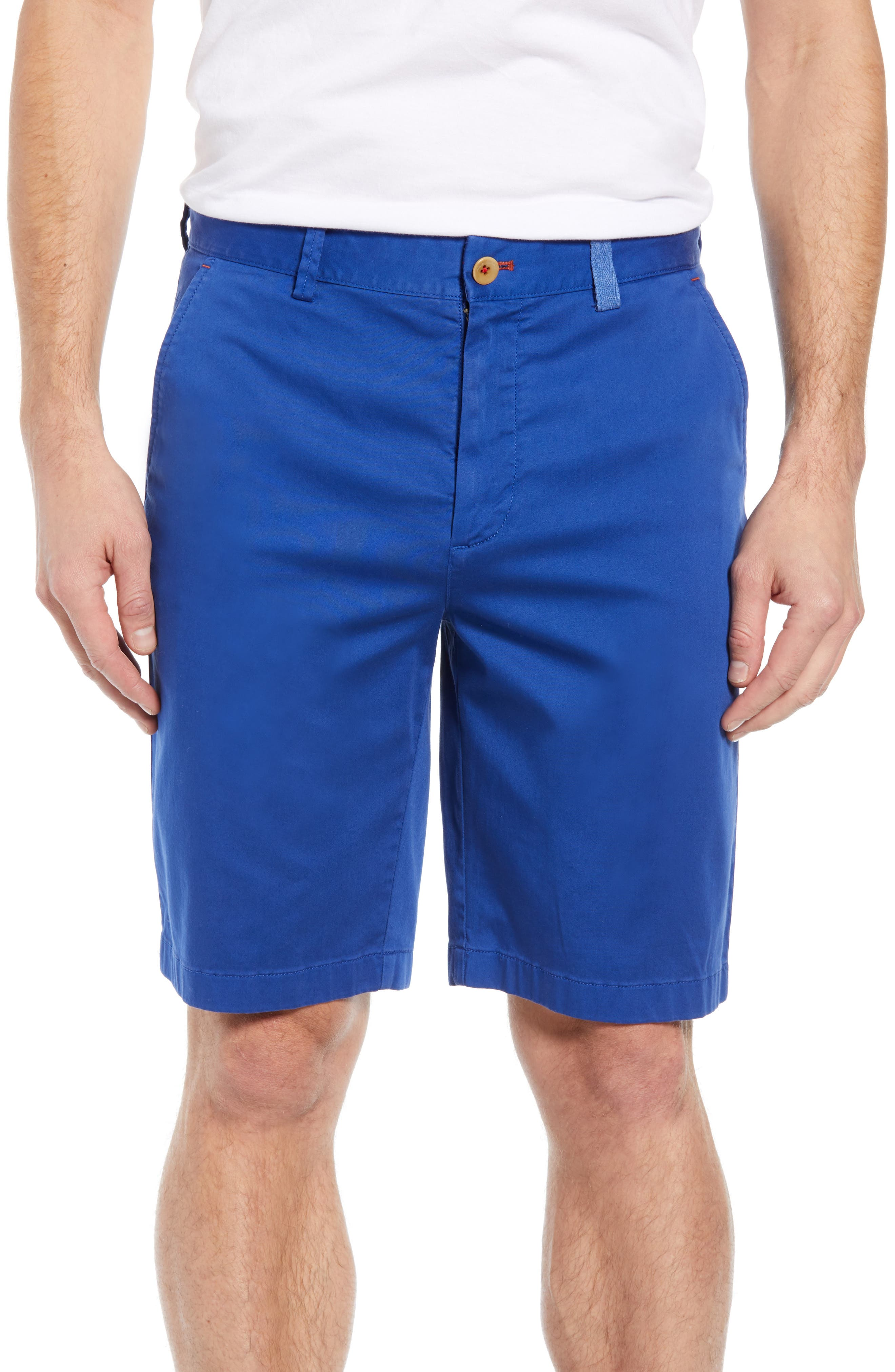 Pioneer Shorts,                         Main,                         color, SAPPHIRE