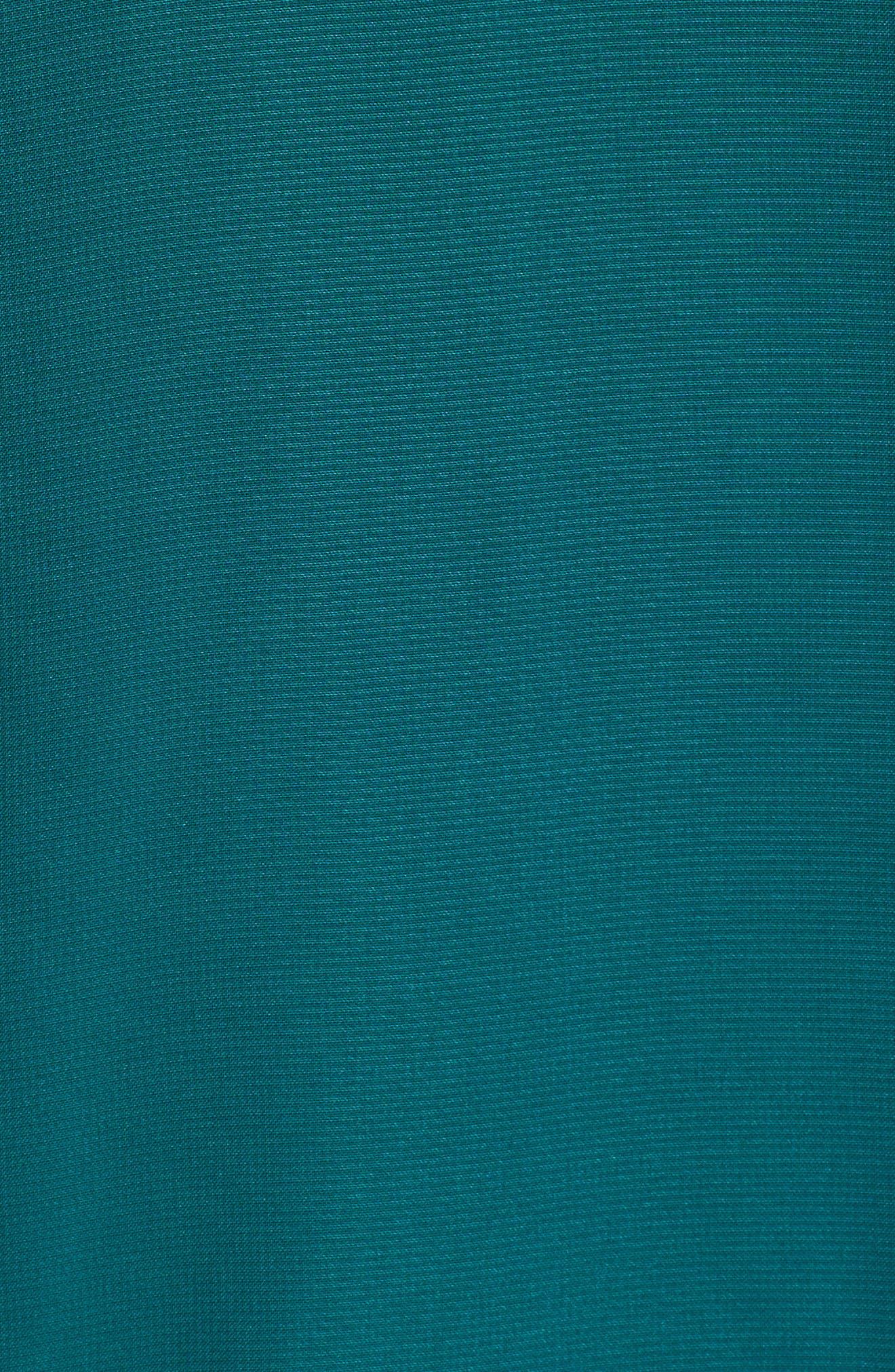 Gigi Choker Shift Dress,                             Alternate thumbnail 5, color,                             440