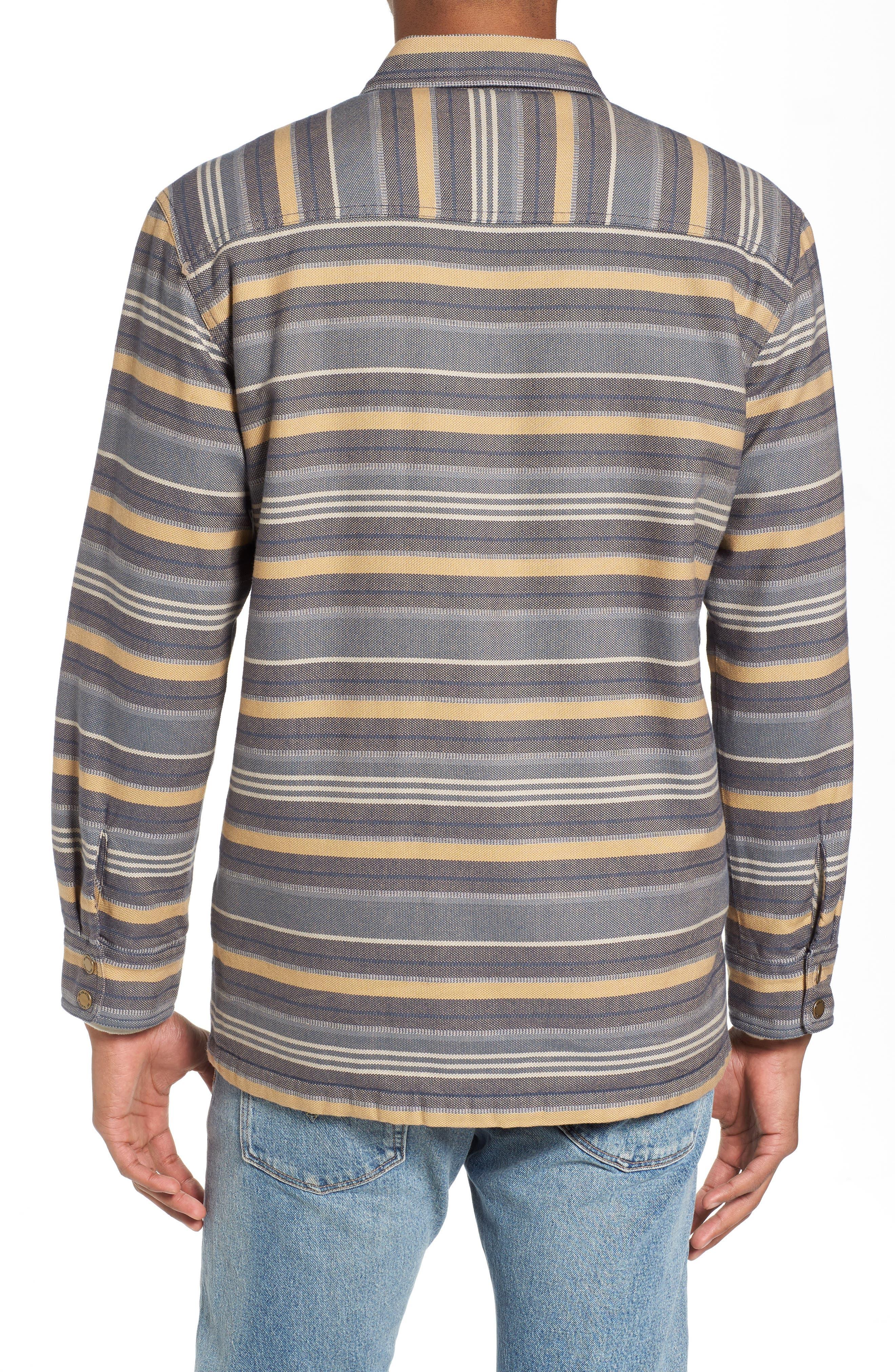 Fleece Lined Shirt Jacket,                             Alternate thumbnail 2, color,                             460