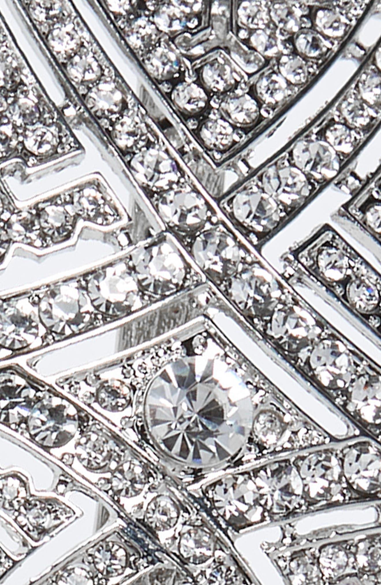 Royal Crystal Headband,                             Alternate thumbnail 2, color,                             044