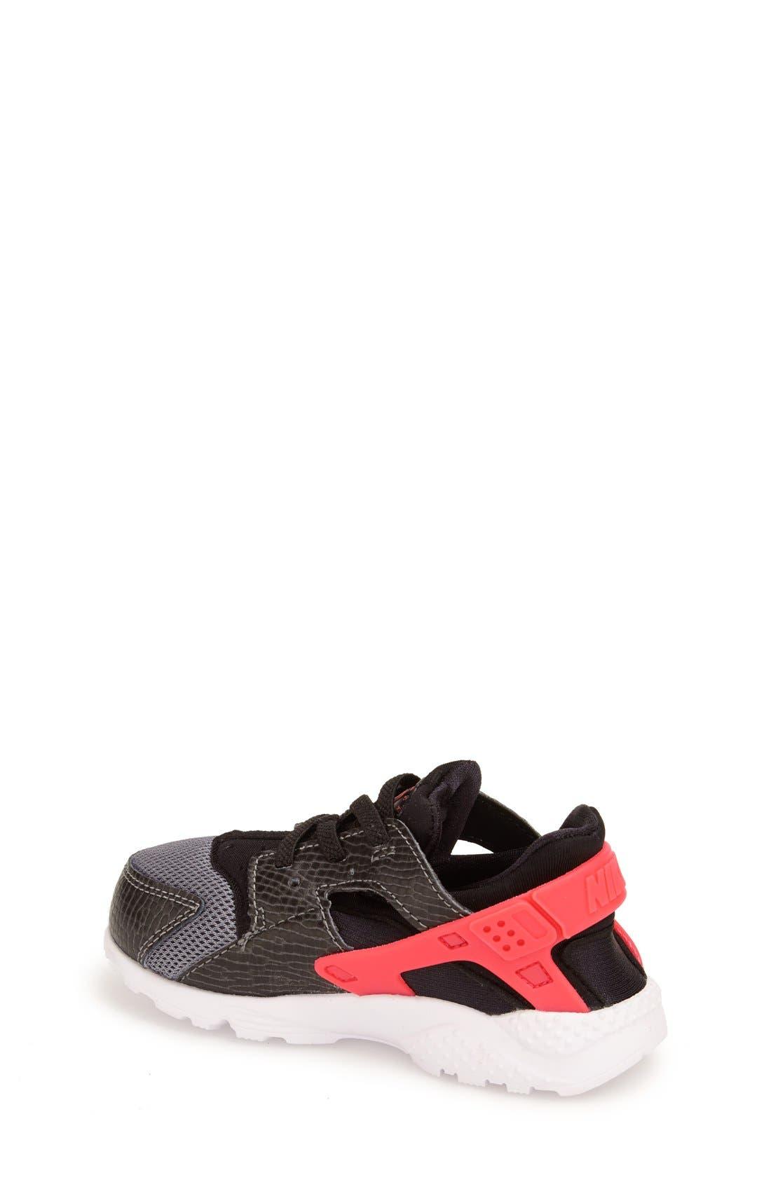 'Huarache Run' Sneaker,                             Alternate thumbnail 8, color,