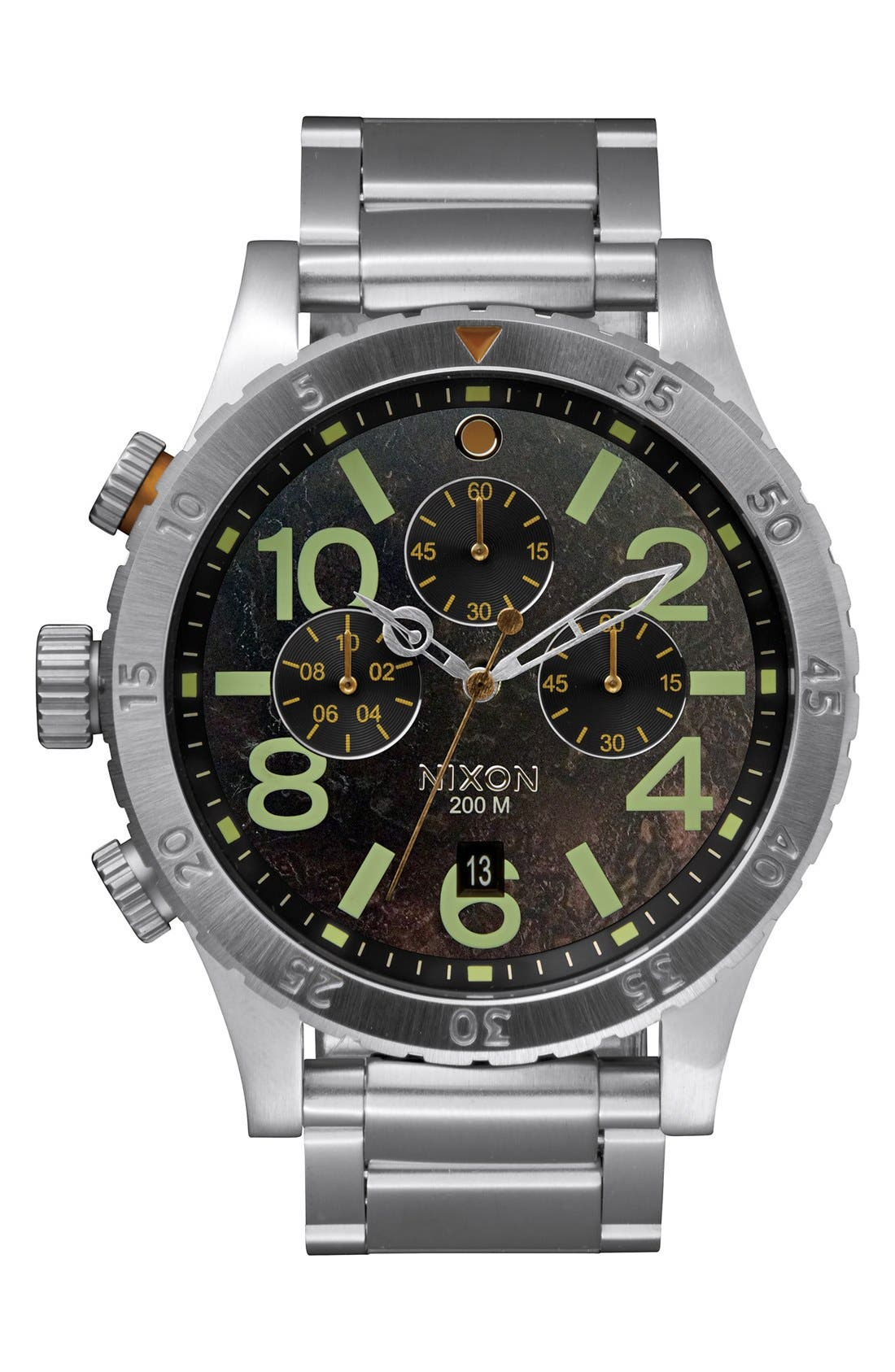 'The 48-20' Chronograph Watch, 48mm,                             Main thumbnail 8, color,