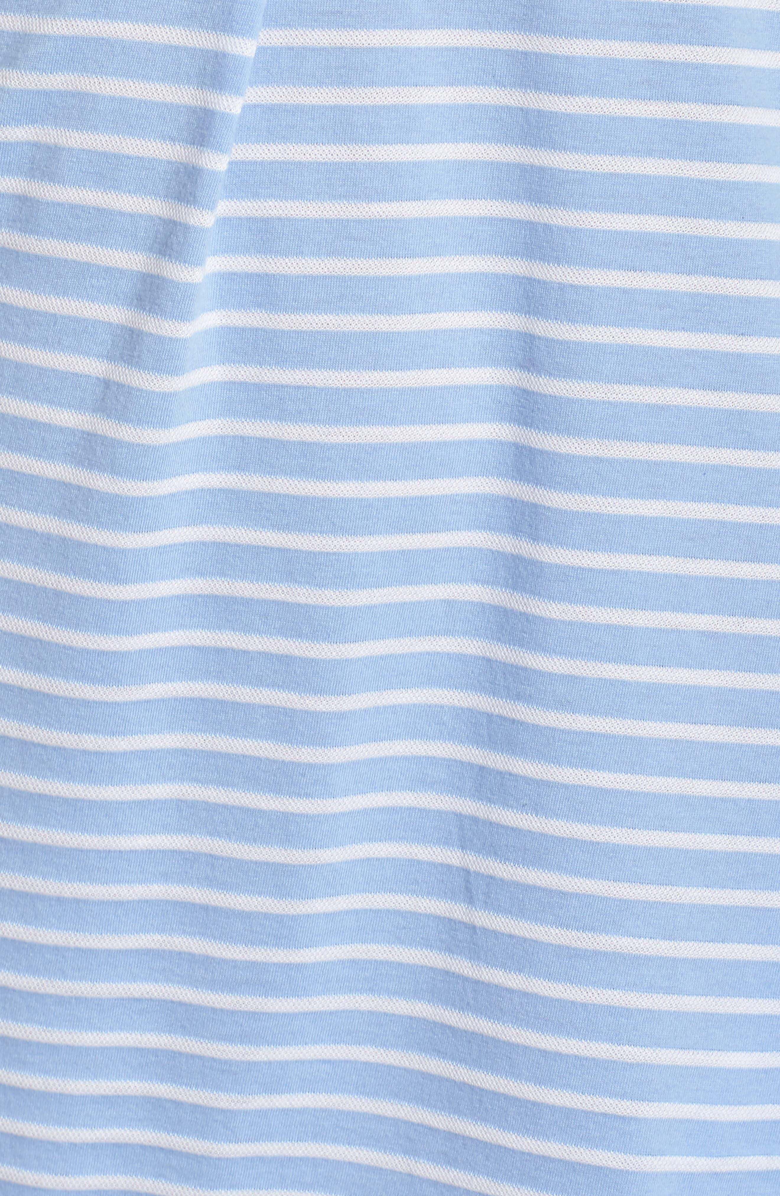 Piqué Cotton Ballet Gown,                             Alternate thumbnail 5, color,