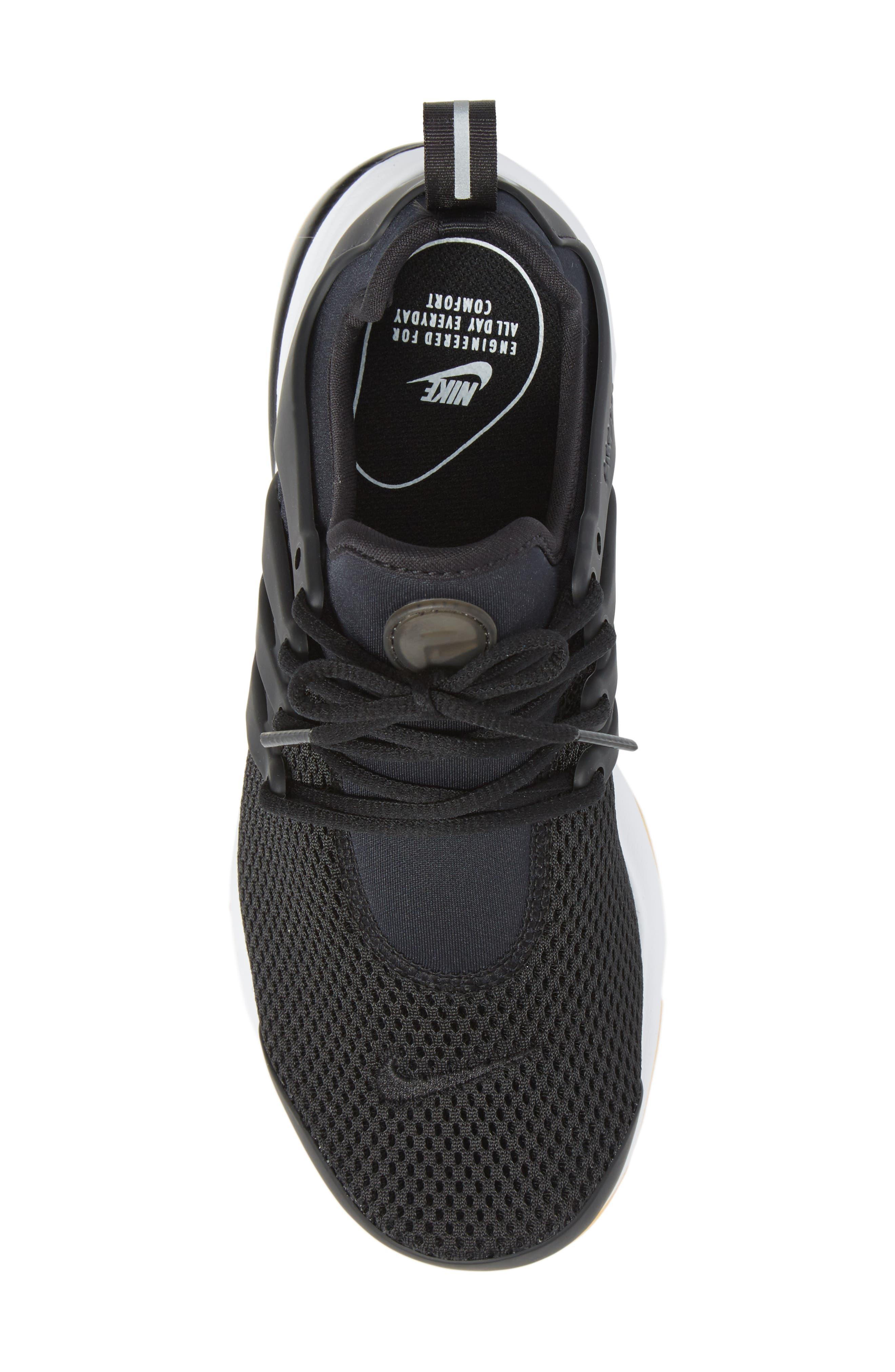Air Presto Flyknit Ultra Sneaker,                             Alternate thumbnail 5, color,                             005