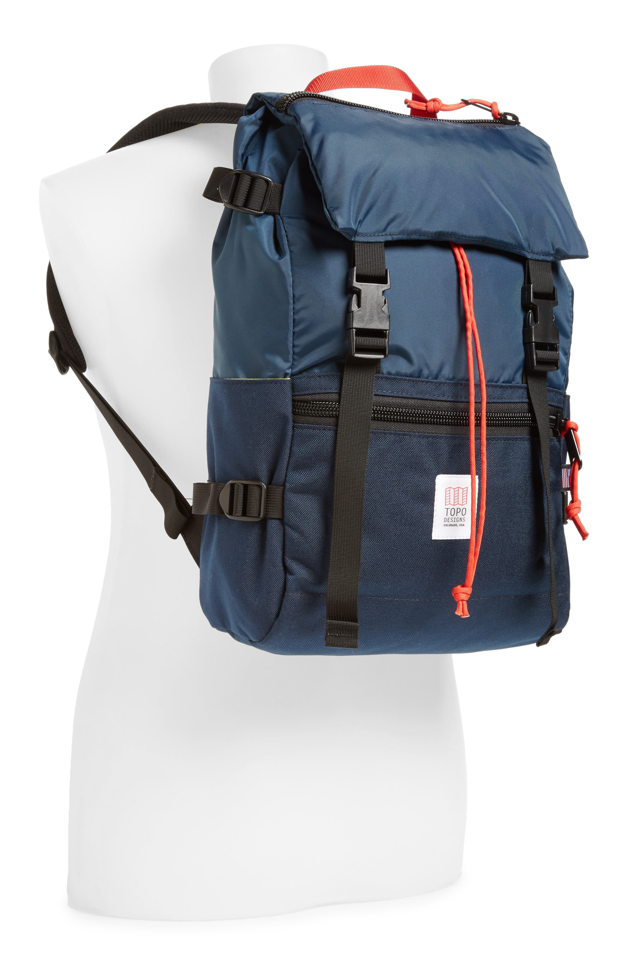 Rover Backpack,                             Alternate thumbnail 2, color,                             NAVY