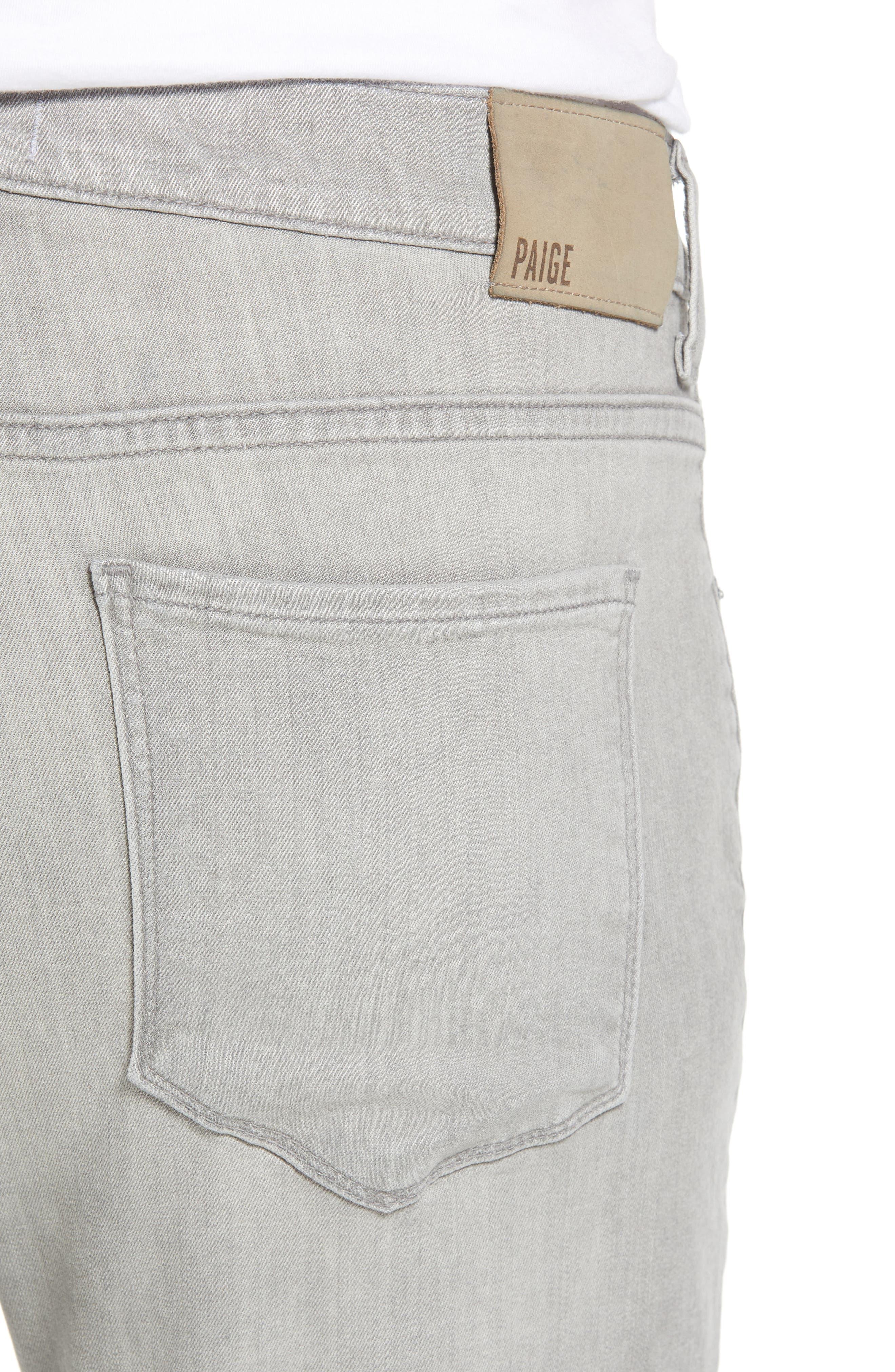 Federal Slim Straight Leg Jeans,                             Alternate thumbnail 4, color,                             250
