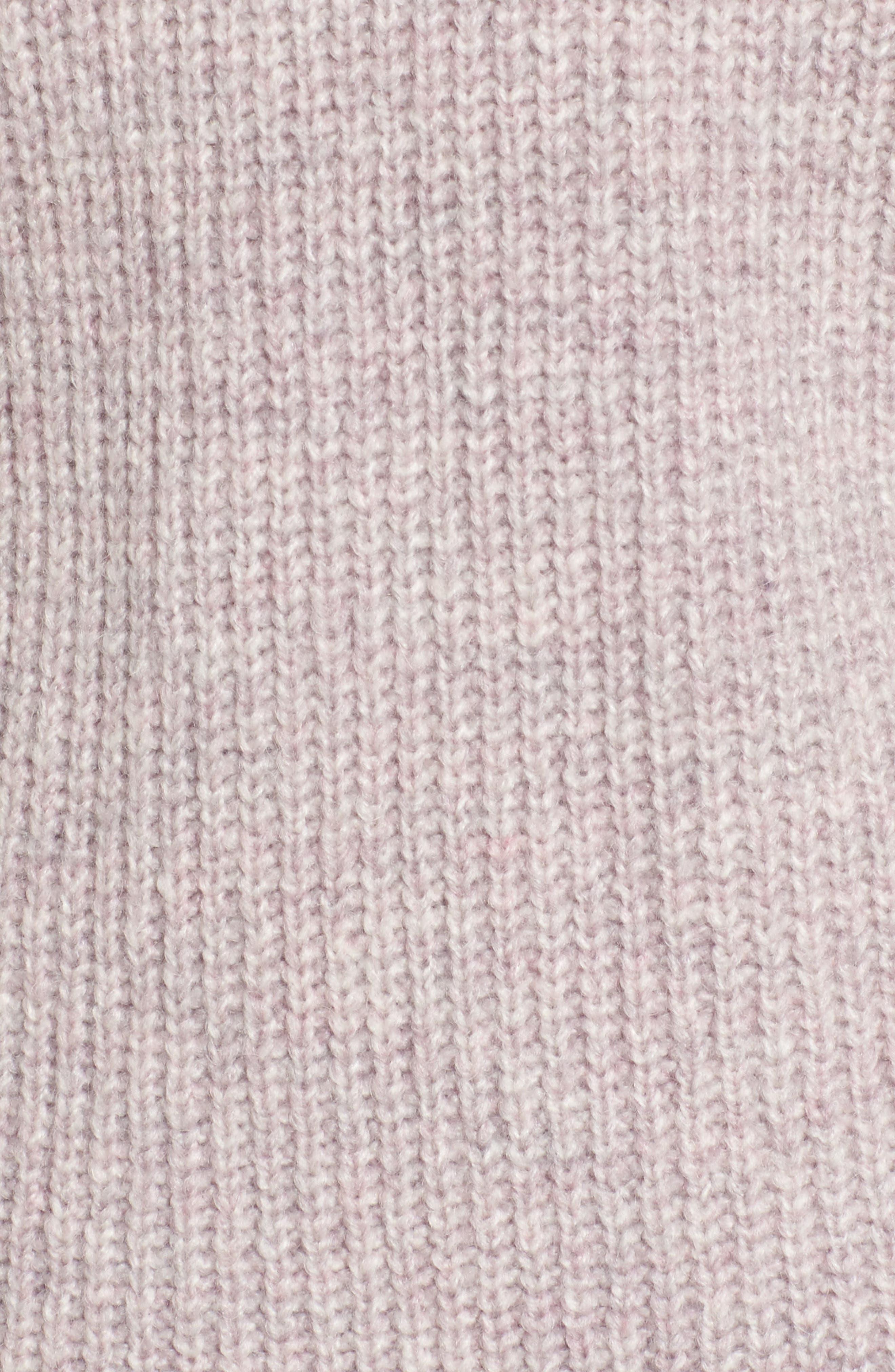 Berea Fringe Cardigan Sweater,                             Alternate thumbnail 5, color,                             684