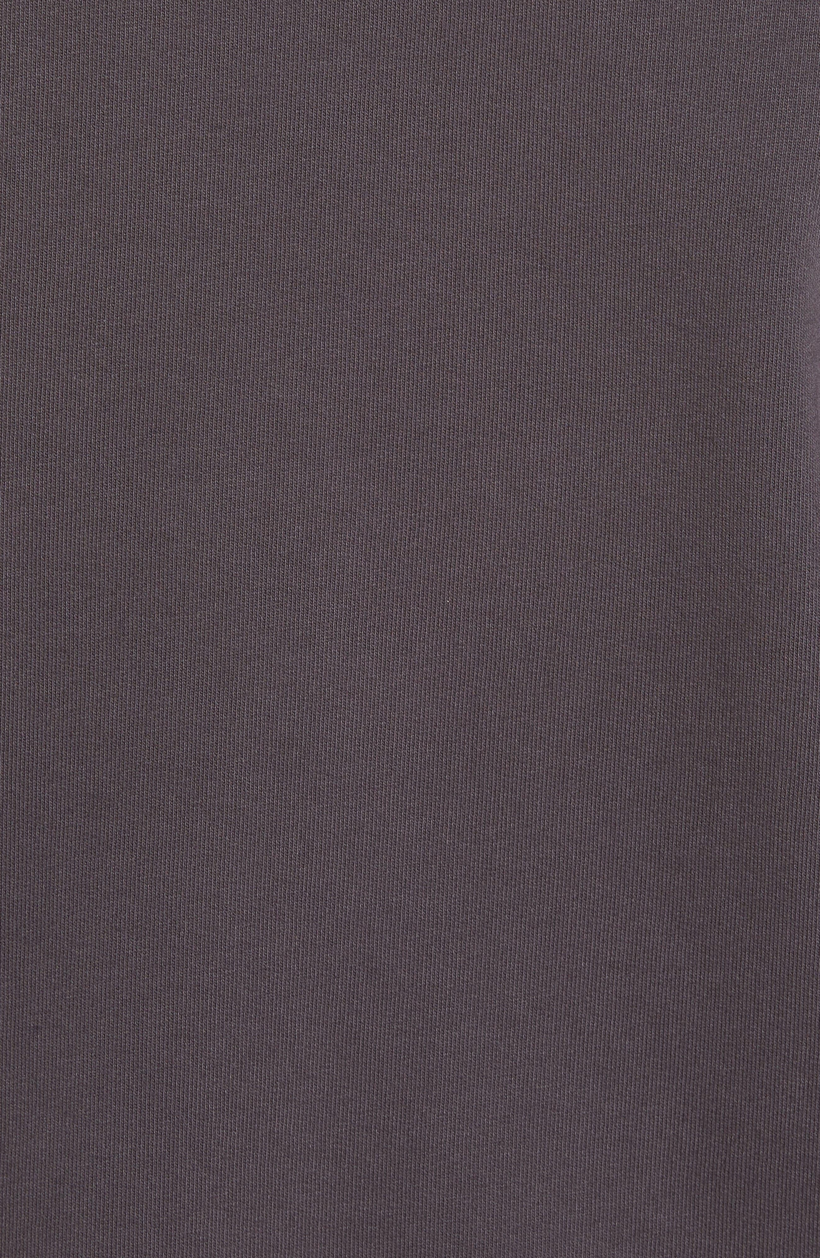 Tyson Slim Fit Sweatshirt,                             Alternate thumbnail 5, color,                             022