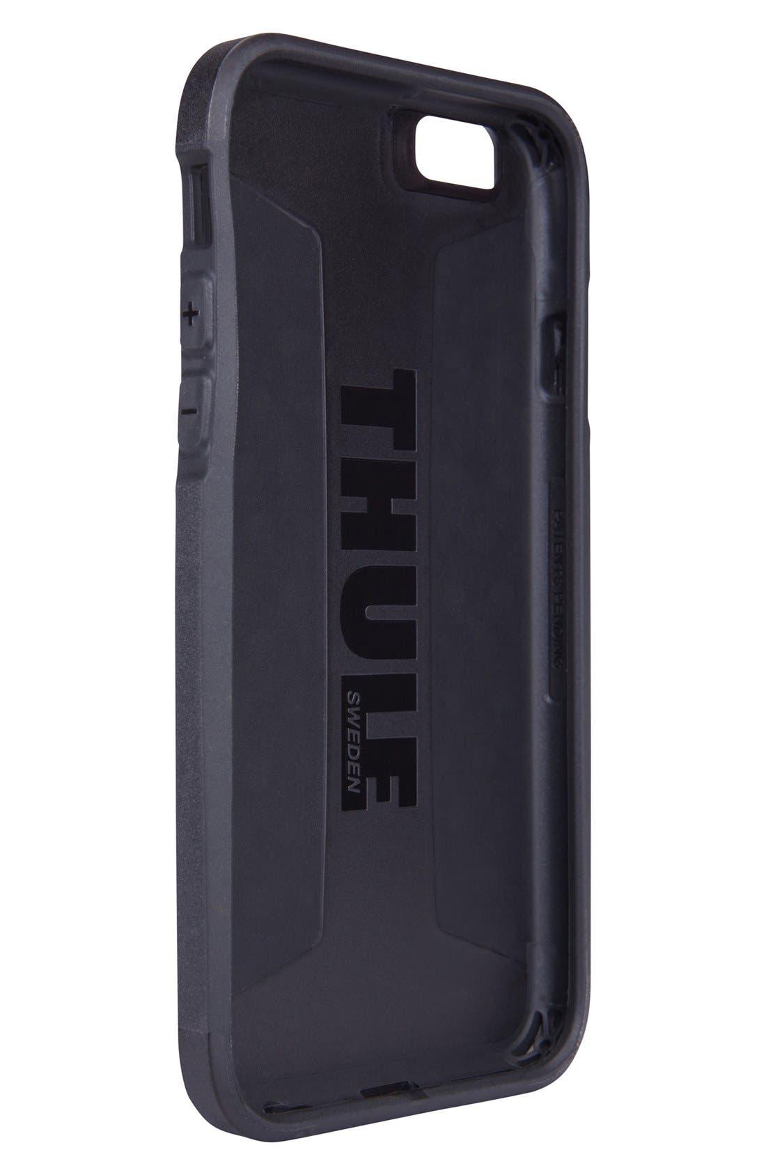 Atmos X3 iPhone 6 Plus/6s Plus Case,                             Alternate thumbnail 4, color,                             BLACK